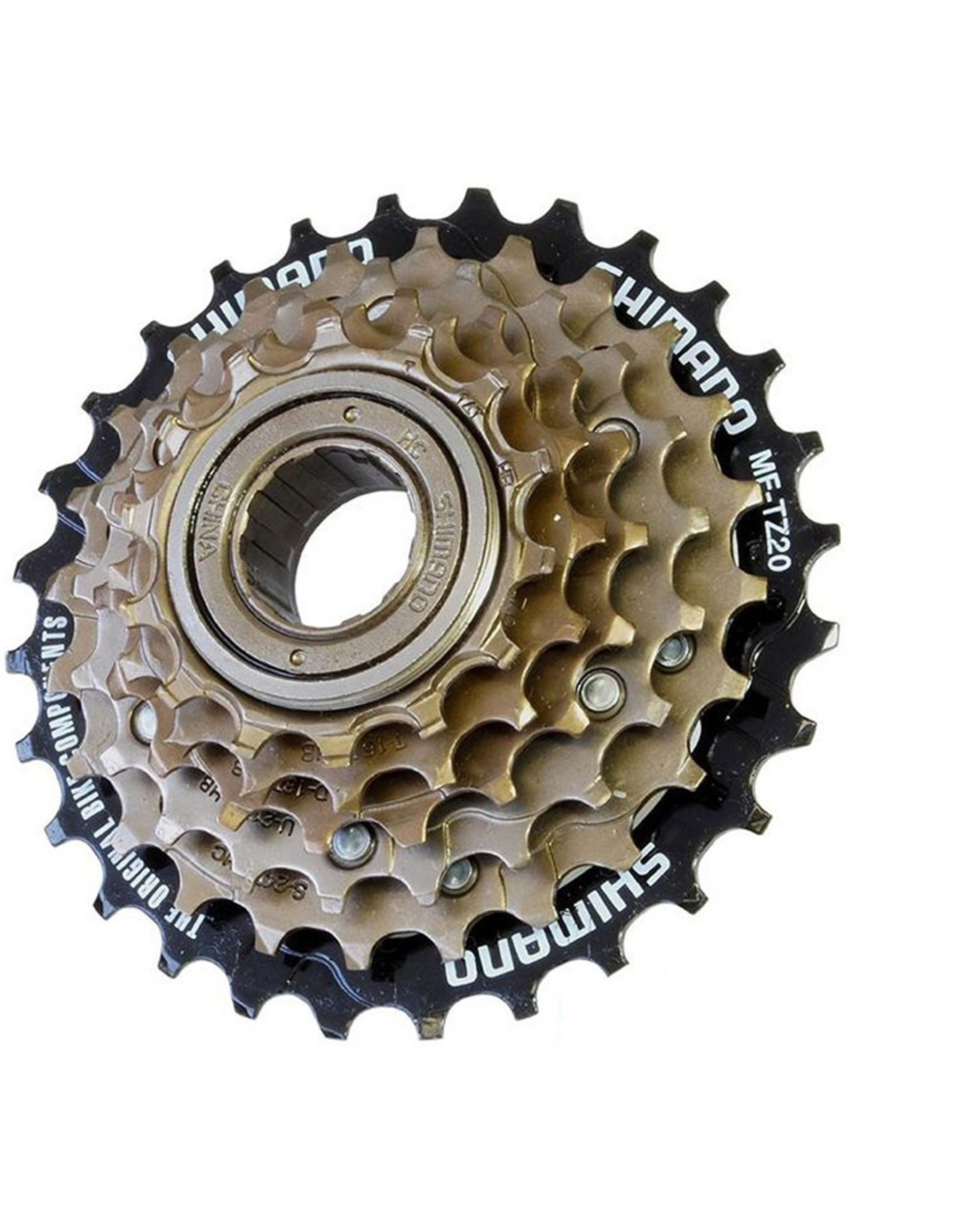 Shimano 6 speed freewheel MF-TZ20