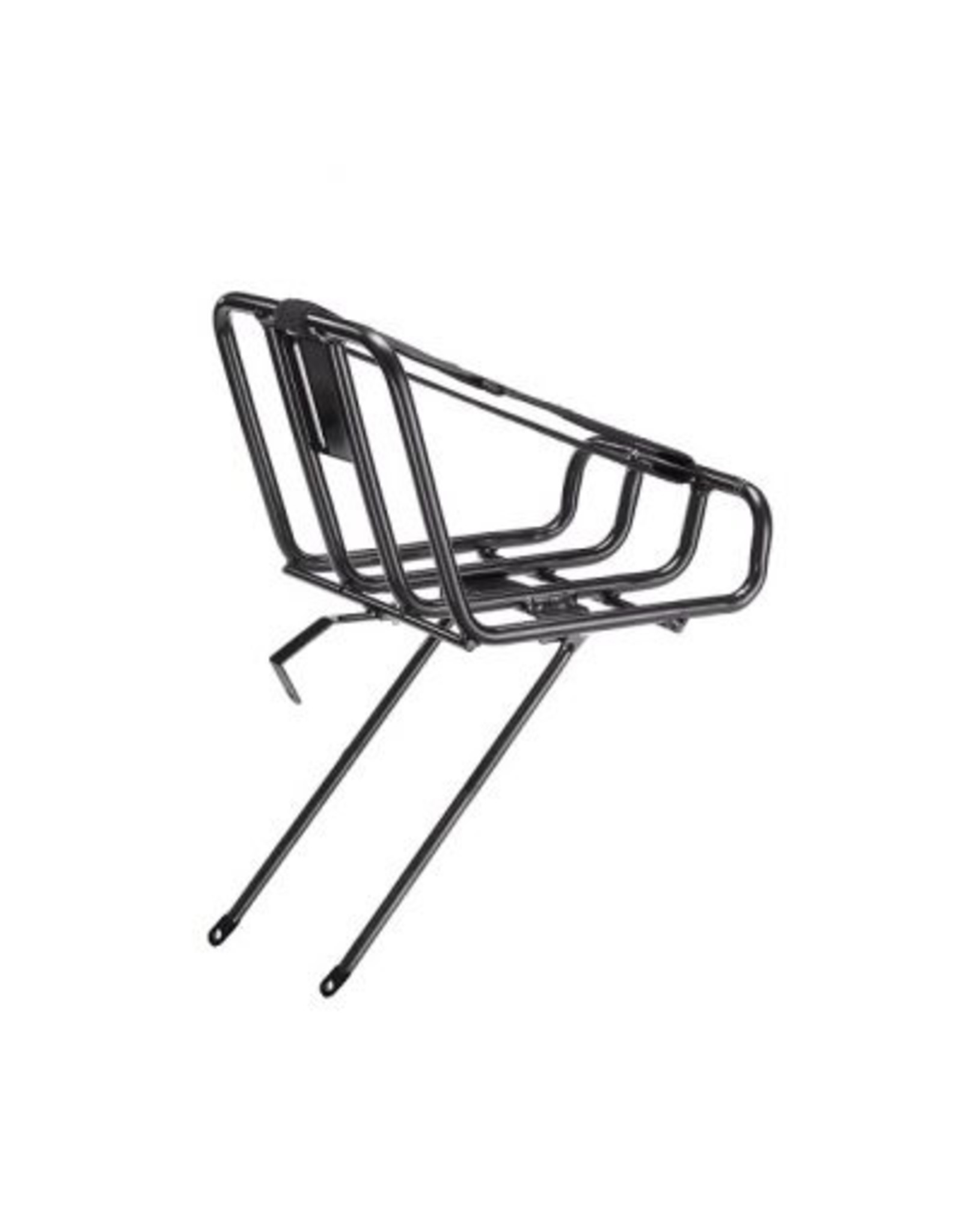 Bike Attitude Alloy Front Rack with straps