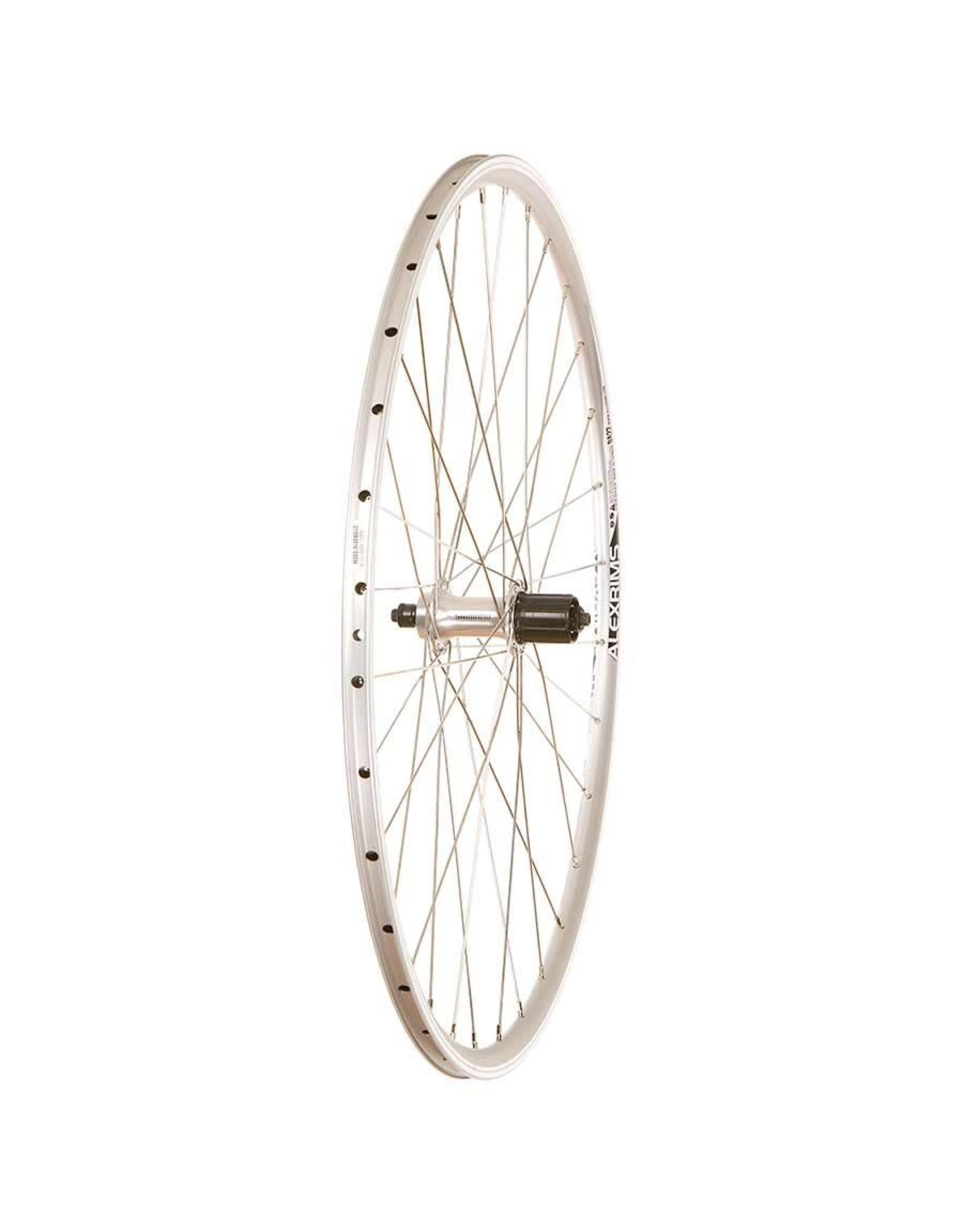 Wheel Shop Alex DA22 Argent/ Shimano RS300, 8,9,10 vit