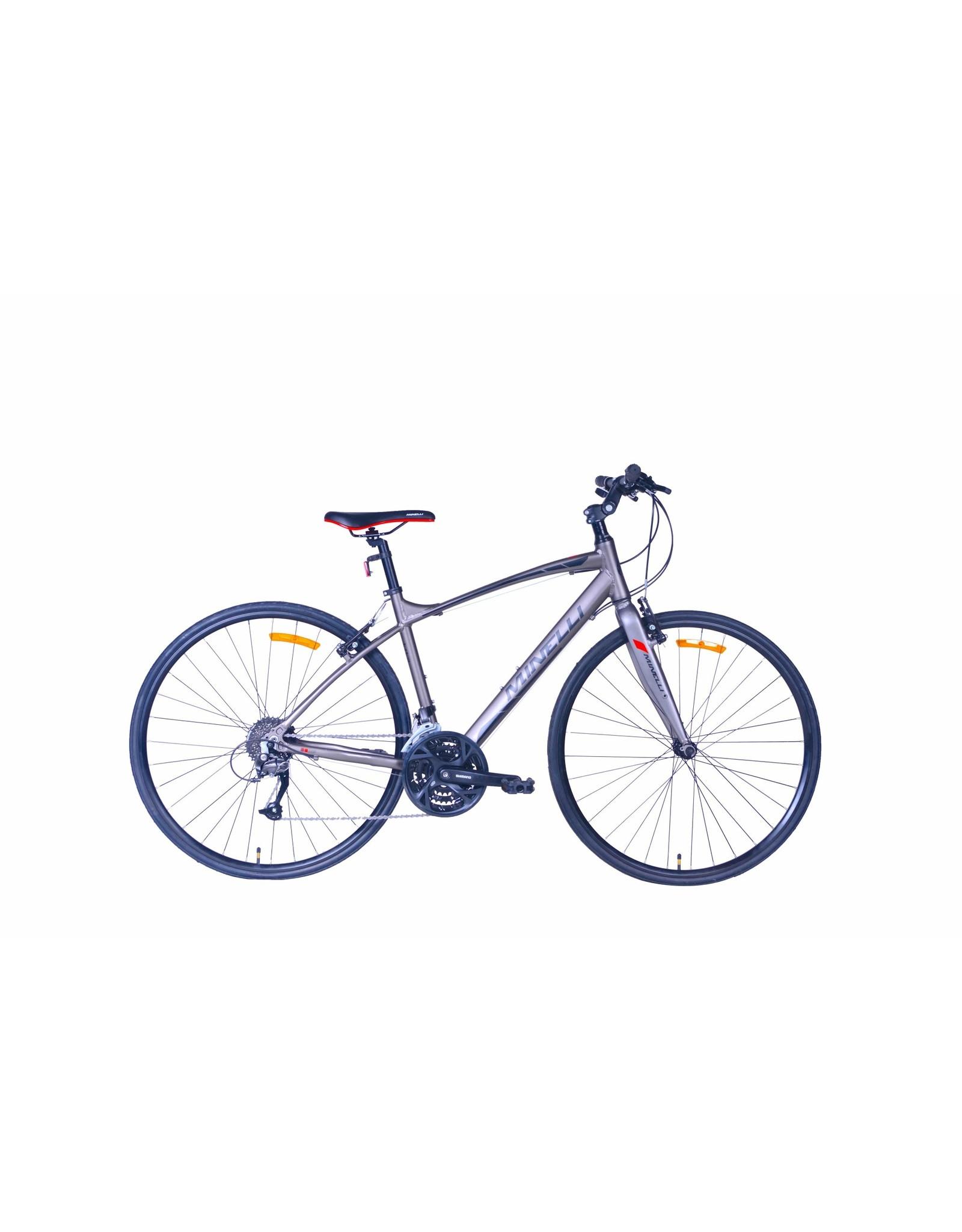 Minelli Vélo Hybride - MINELLI Performance 3