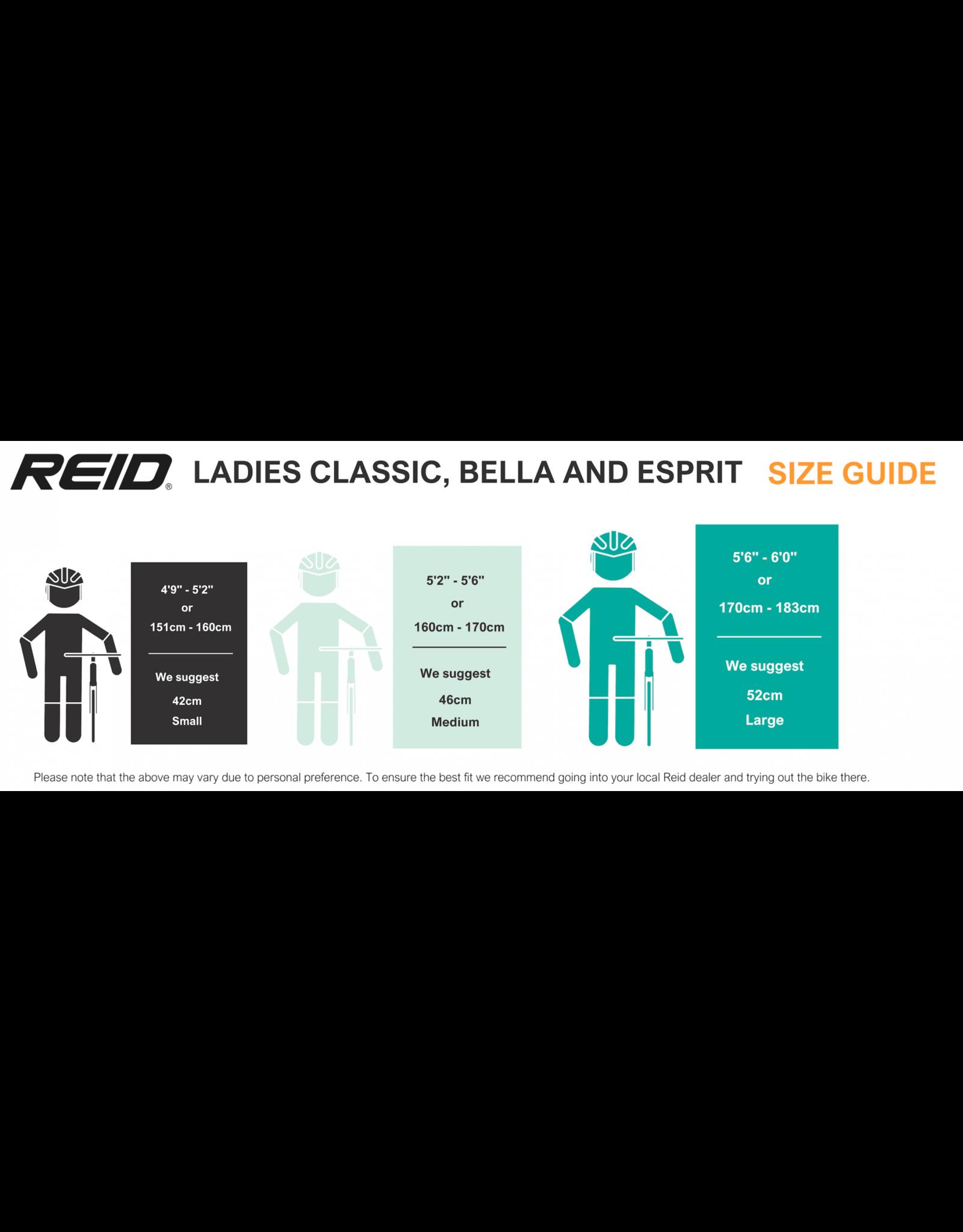 Reid Ladies Esprit