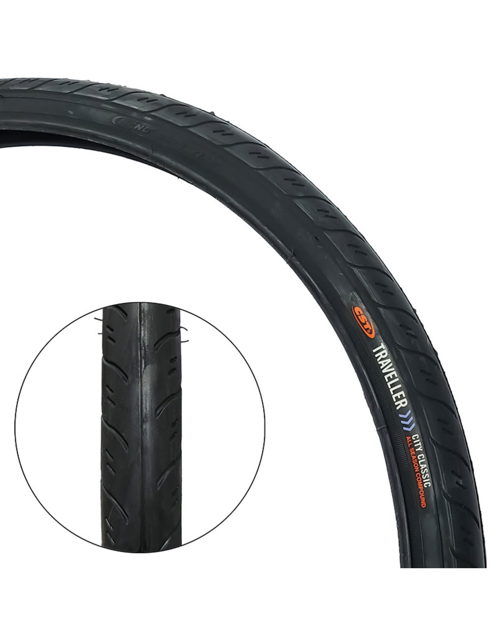 CST Smooth Tire 26X1.40