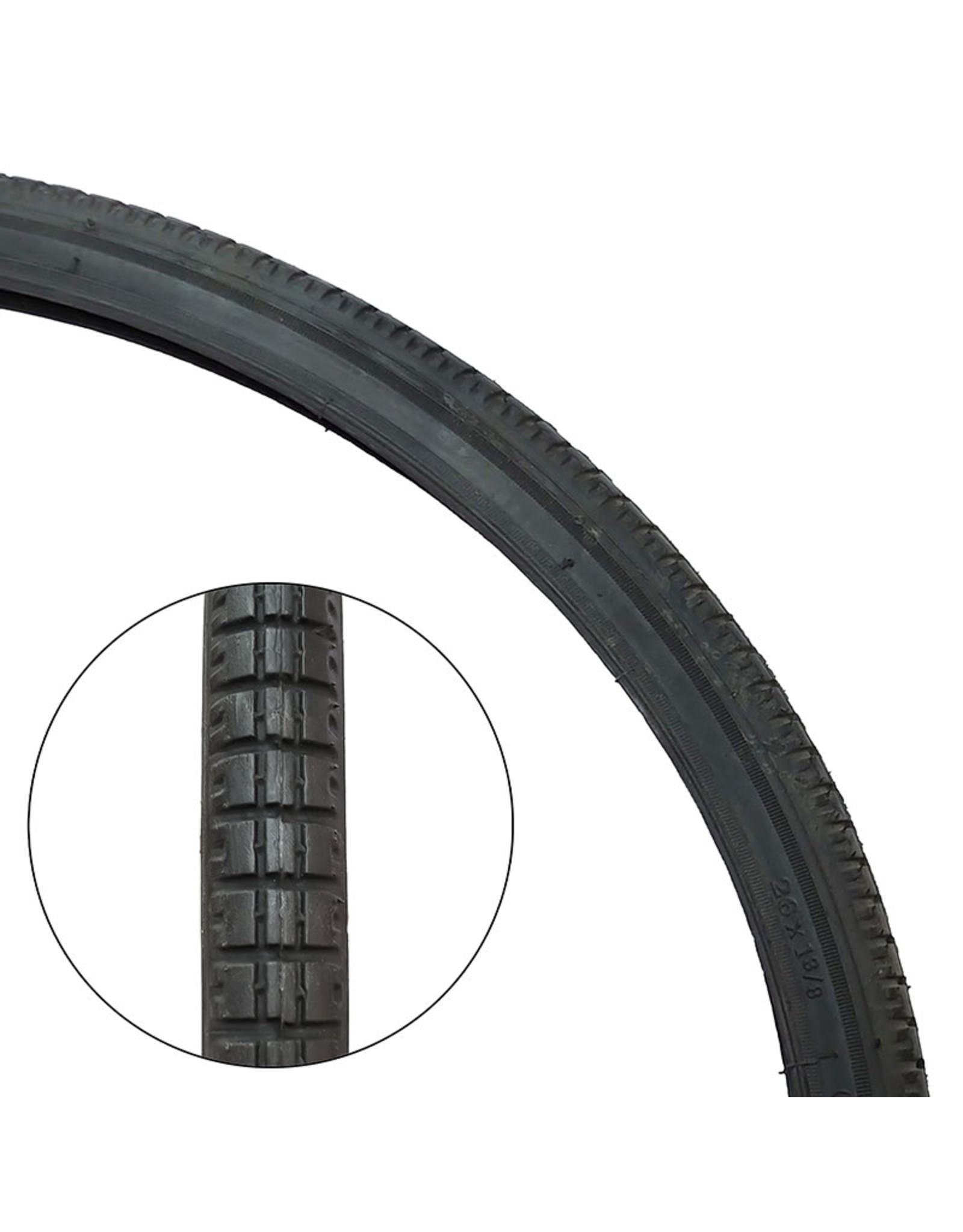 Damco 26X1-3 / 8 Tire Black