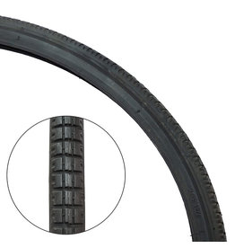 Damco 26X1-3 / 8 Tire Black