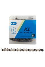 KMC K1 chain 1 speed 1 / 2x1 / 8 112 links