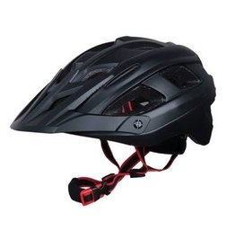 Trafik Matt Black Sport Helmet