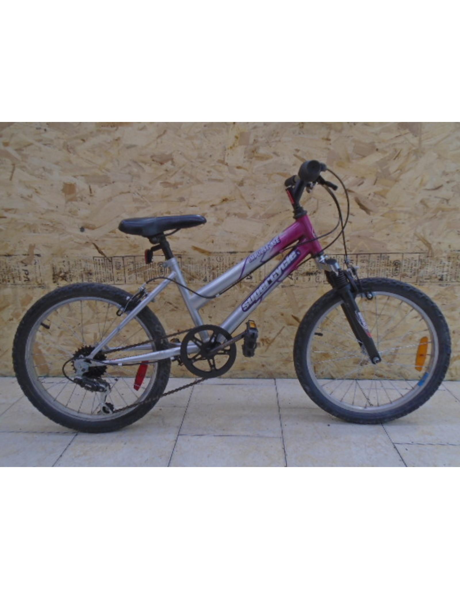 """Vélo usagé pour enfants Supercycle 20"""" - 7549"""