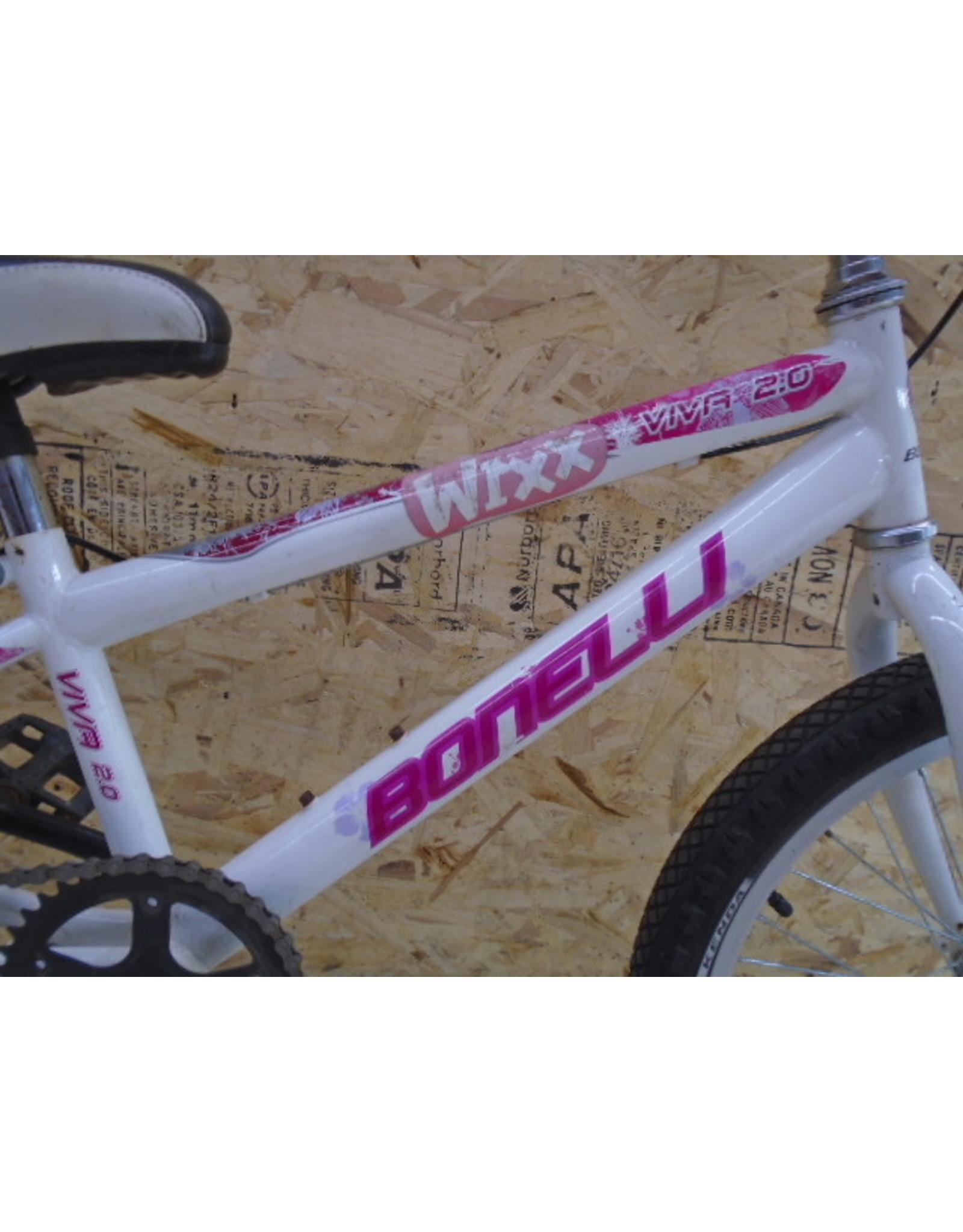 """Vélo usagé pour enfants Bonelli 20"""" - 9705"""