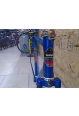 """Cadre usagé en acier de route Supercycle 21"""" - 8232"""