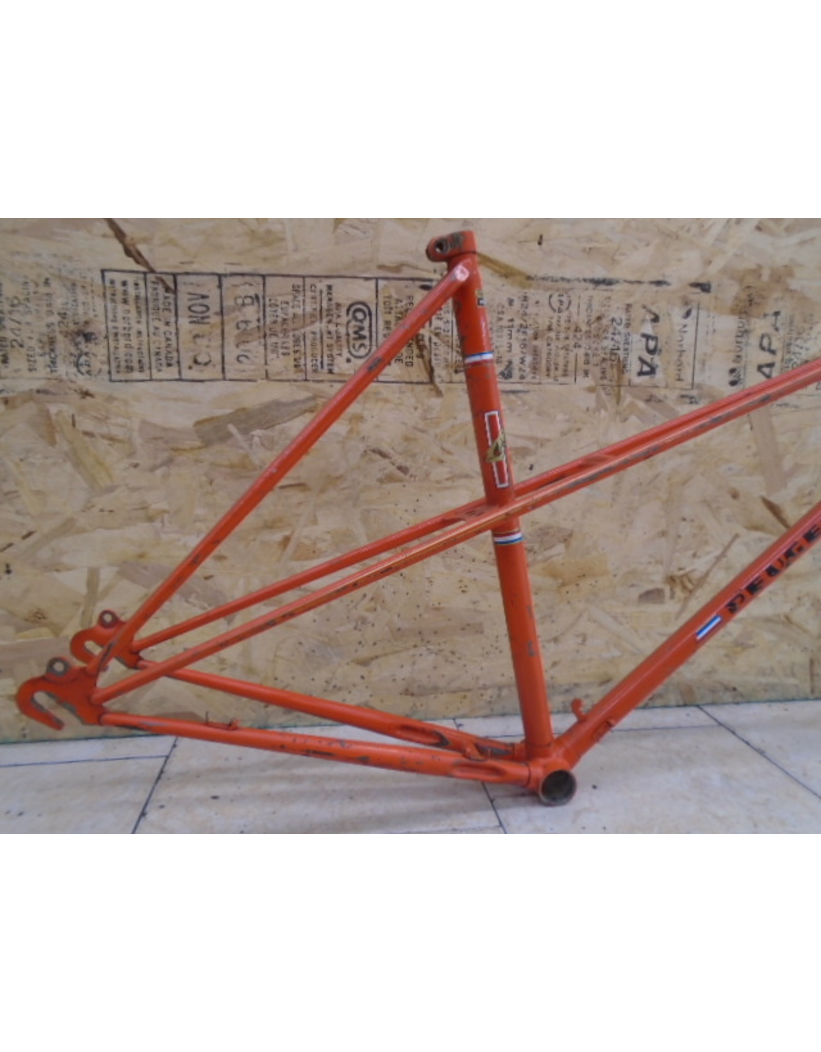 "Used Peugeot 21 ""road steel frame - 7852-A"
