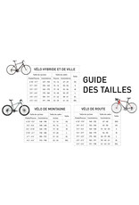 """Vélo usagé de montagne Minelli 16"""" - 9922"""