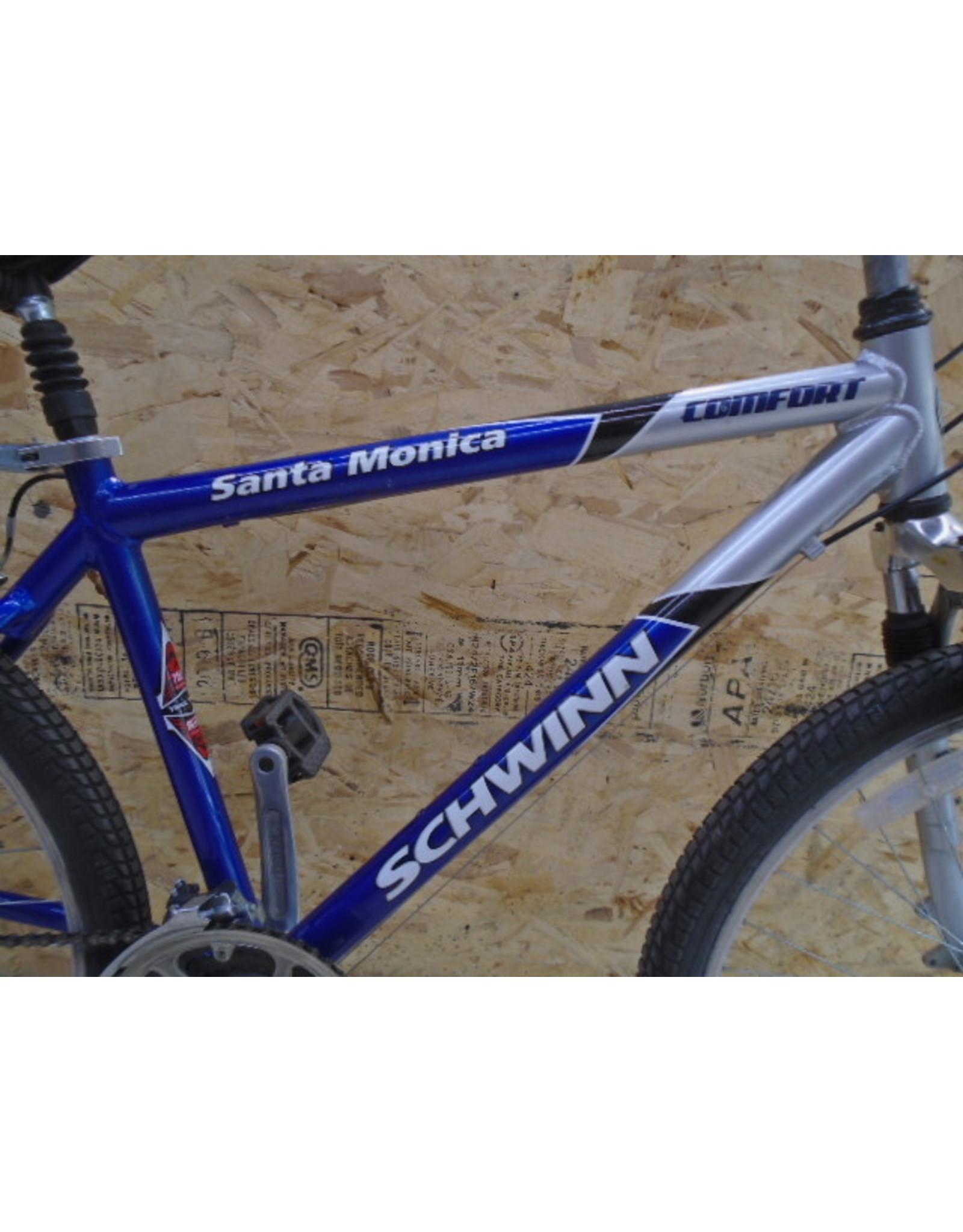 "Vélo usagé de montagne Schwinn 18"" - 9901"