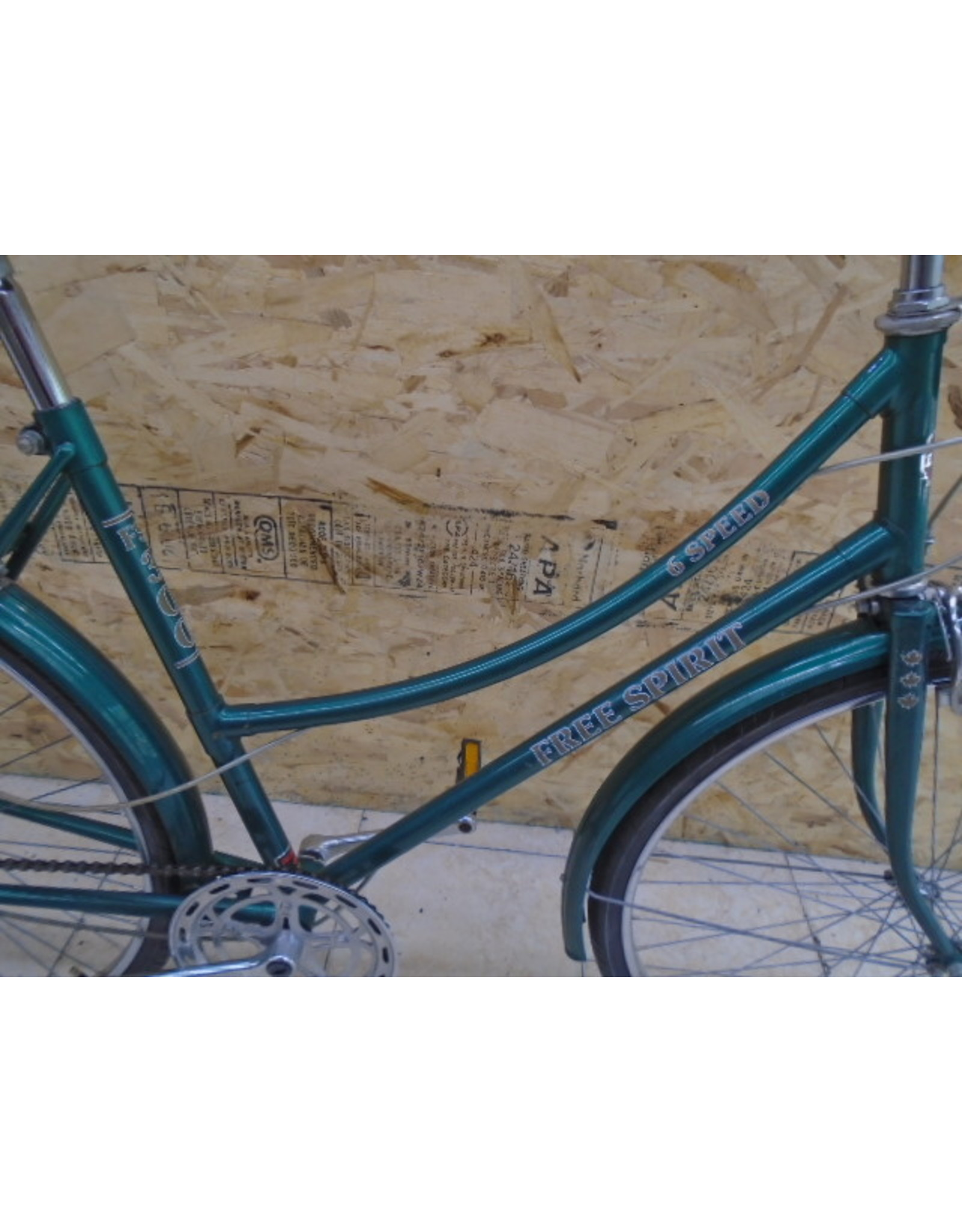 "Vélo usagé de ville Freespirit 20"" - 9855"