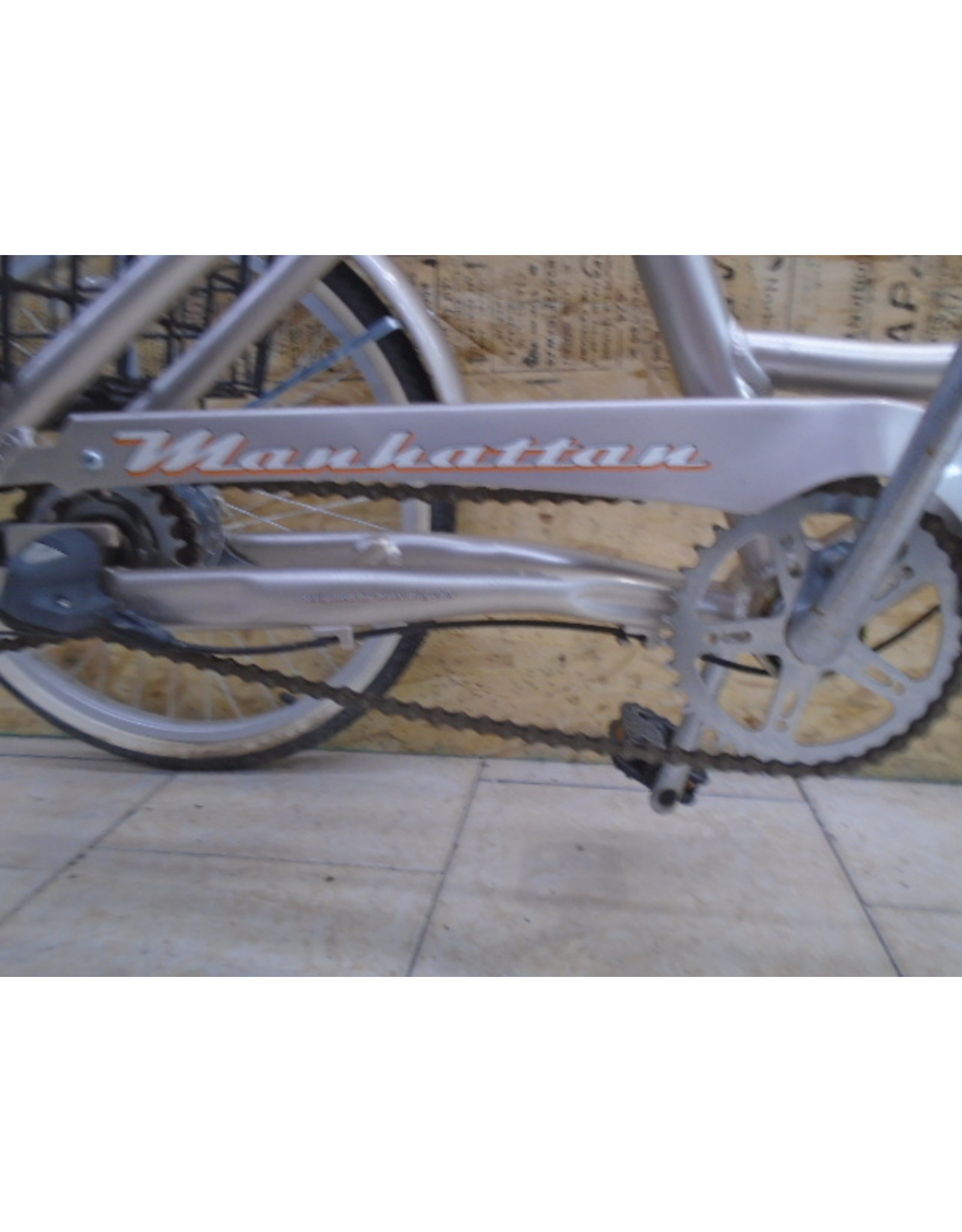 Used Manhattan Tricycle - 9847