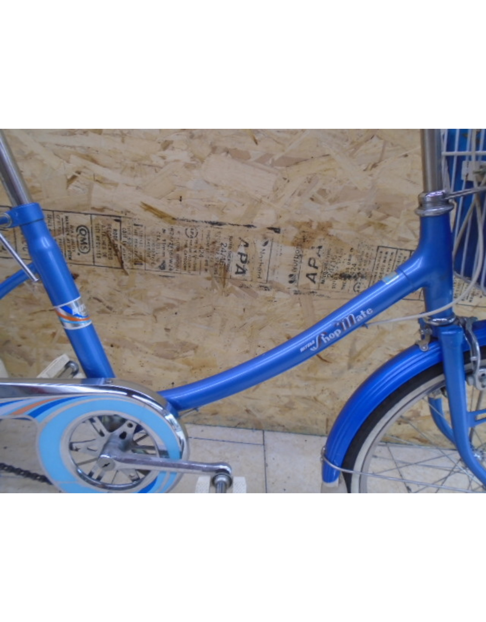 Used Tricycle Myata - 9691