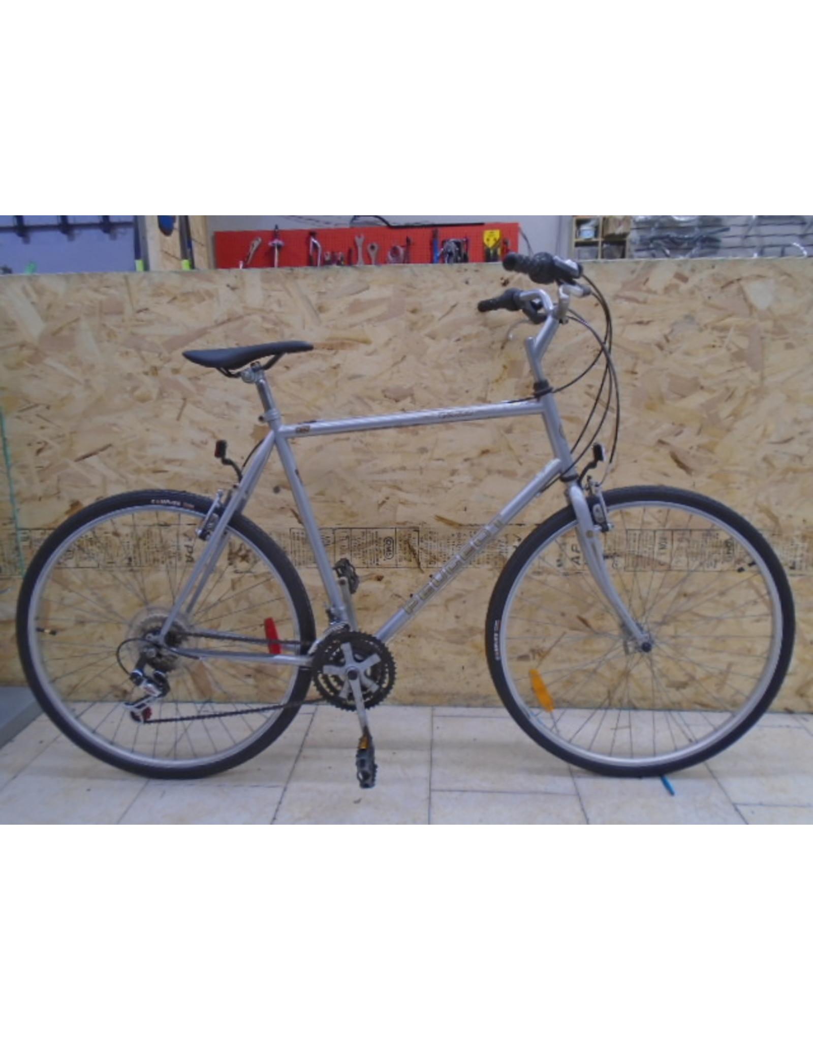 "Vélo usagé hybride Peugeot 24"" - 9957"