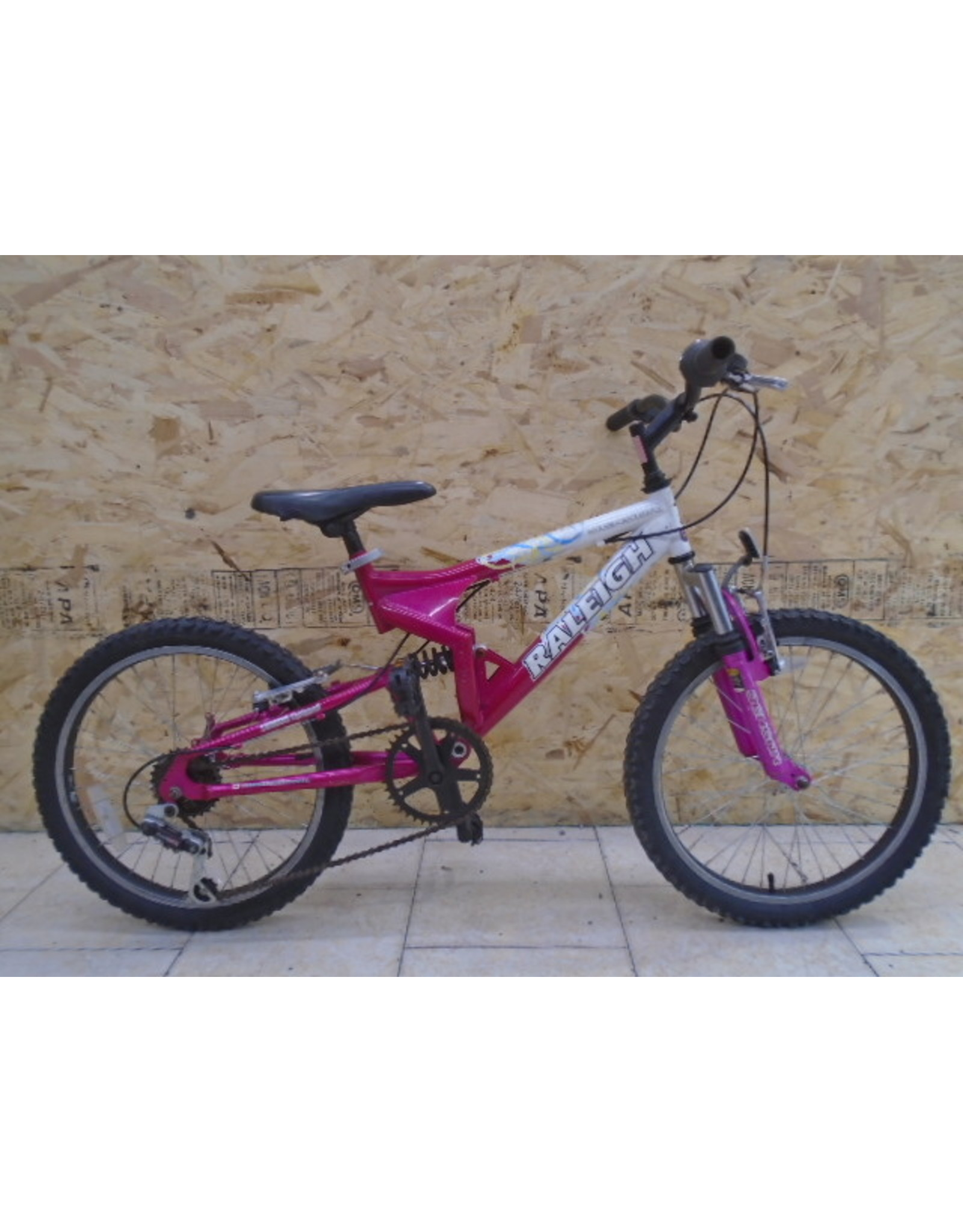 """Used Raleigh 20 """"Children's Bicycle - 9749"""