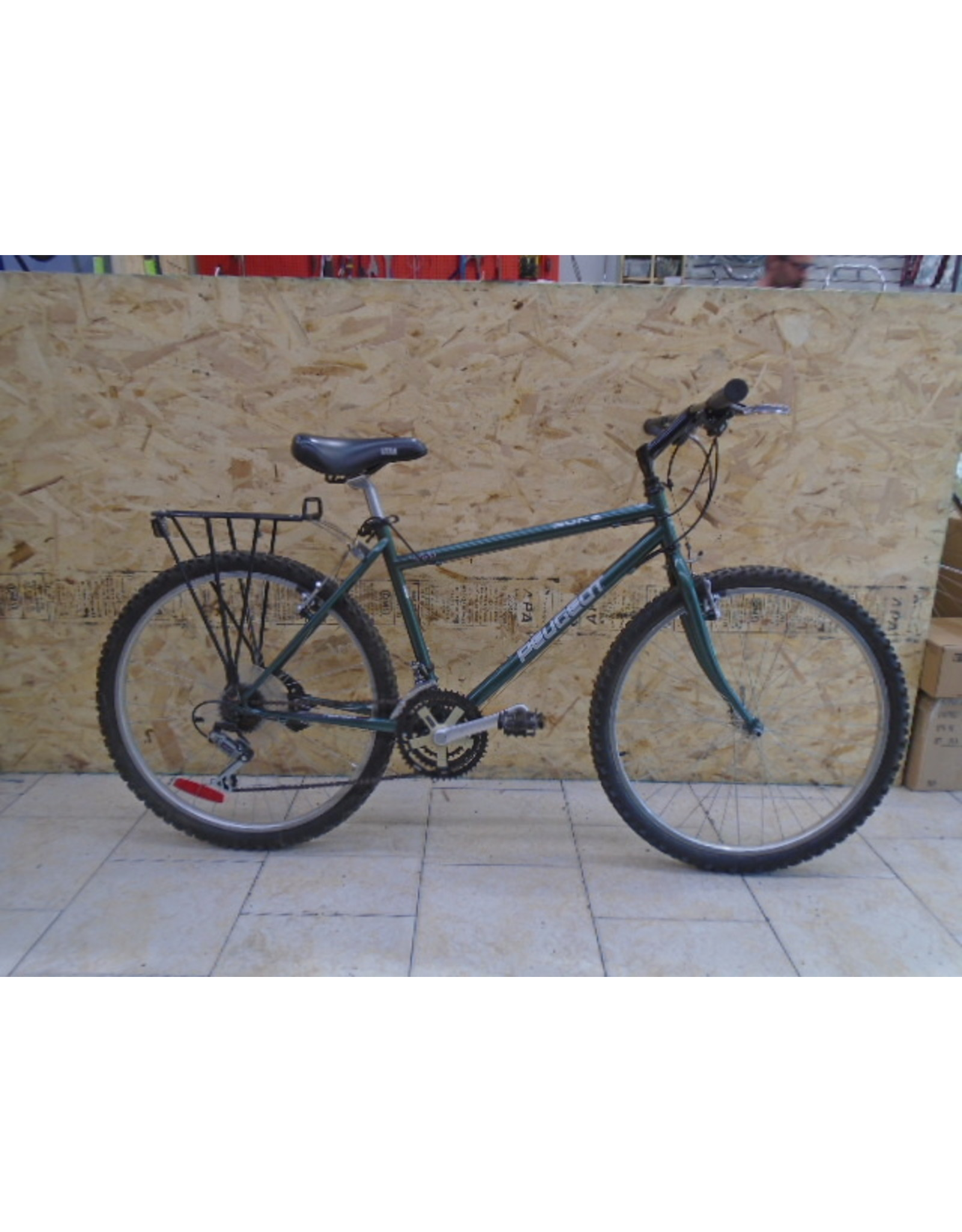 Peugeot 18 '' used mountain bike - 9975