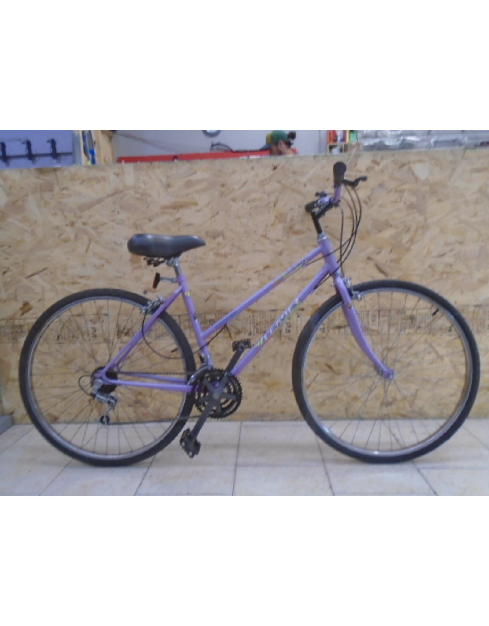 "Vélo usagé hybride Leader 18"" - 9997"