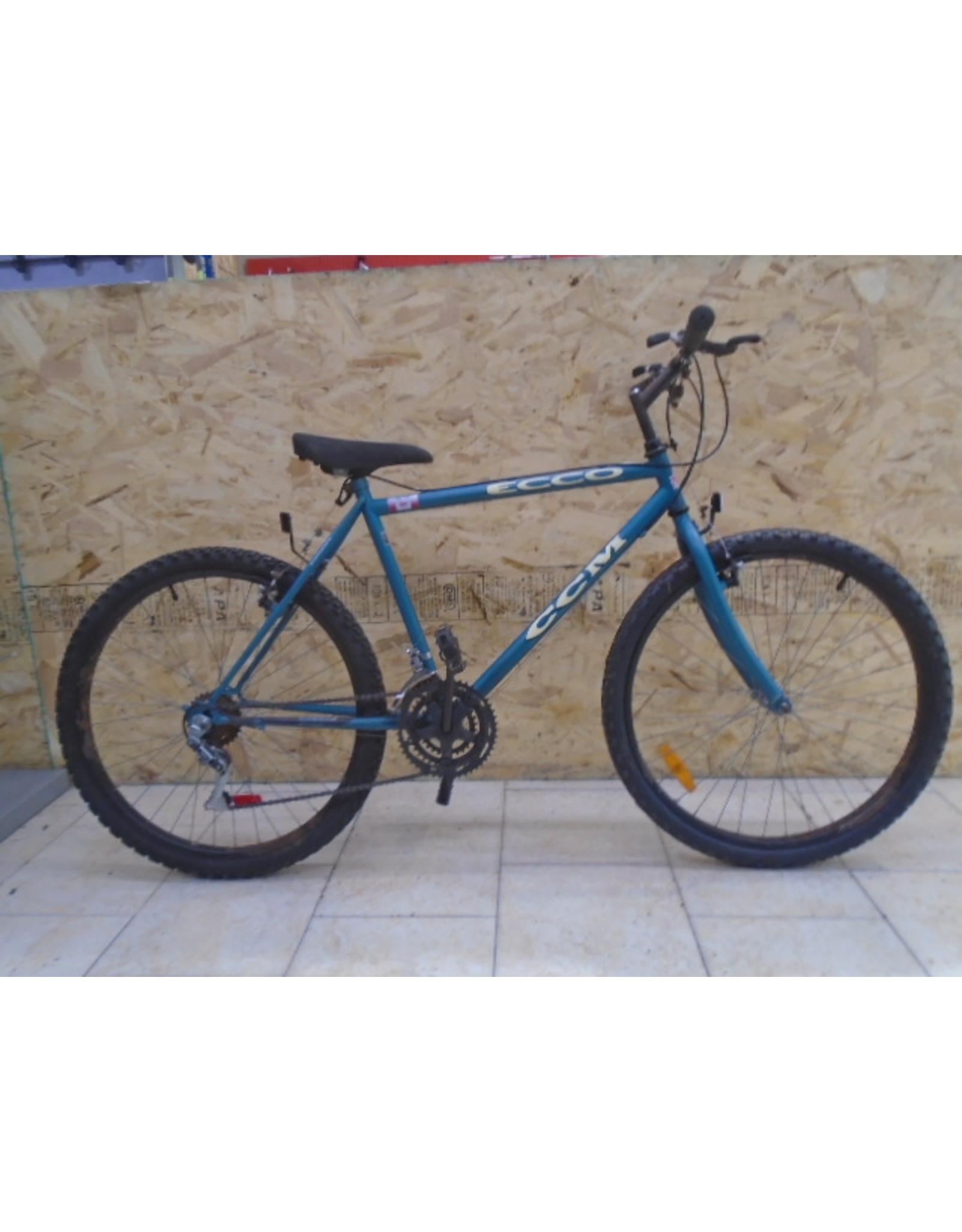 "Vélo usagé de montagne CCM 19"" - 9759"