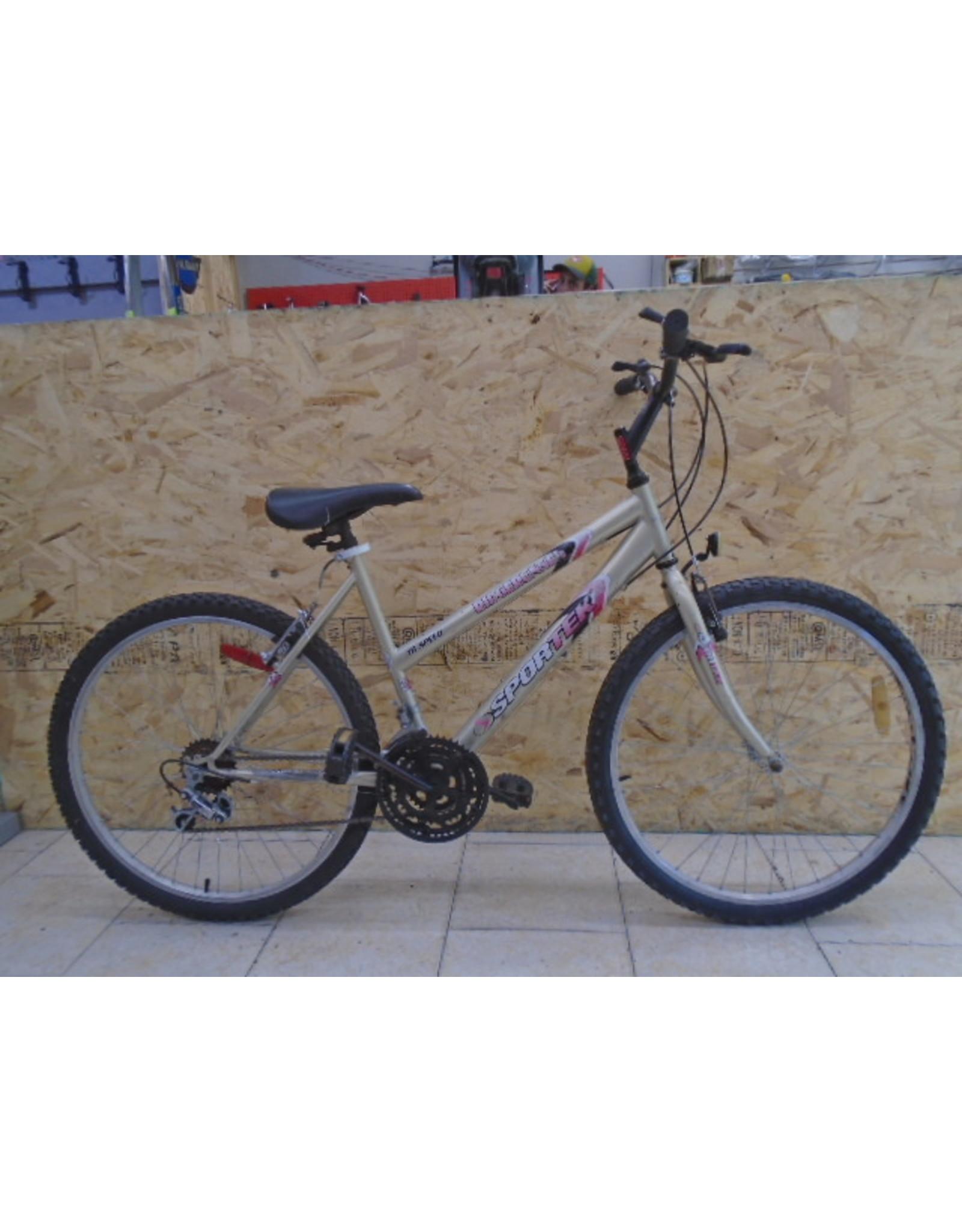 """Vélo usagé de ville Sportek 18"""" - 9764"""