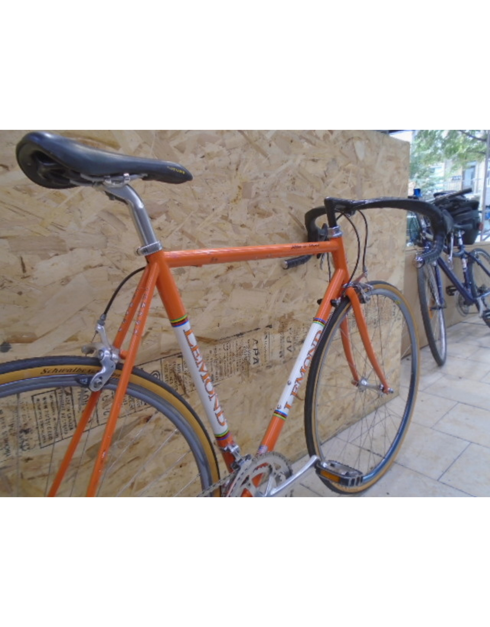 """Vélo usagé de route Lemond  Alpes d'Huez 1997 23"""" - 10020"""