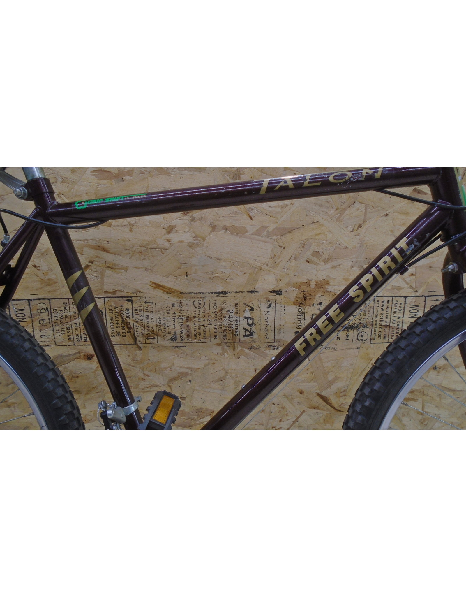 """Vélo usagé de ville Free Spirit 20"""" - 9774"""