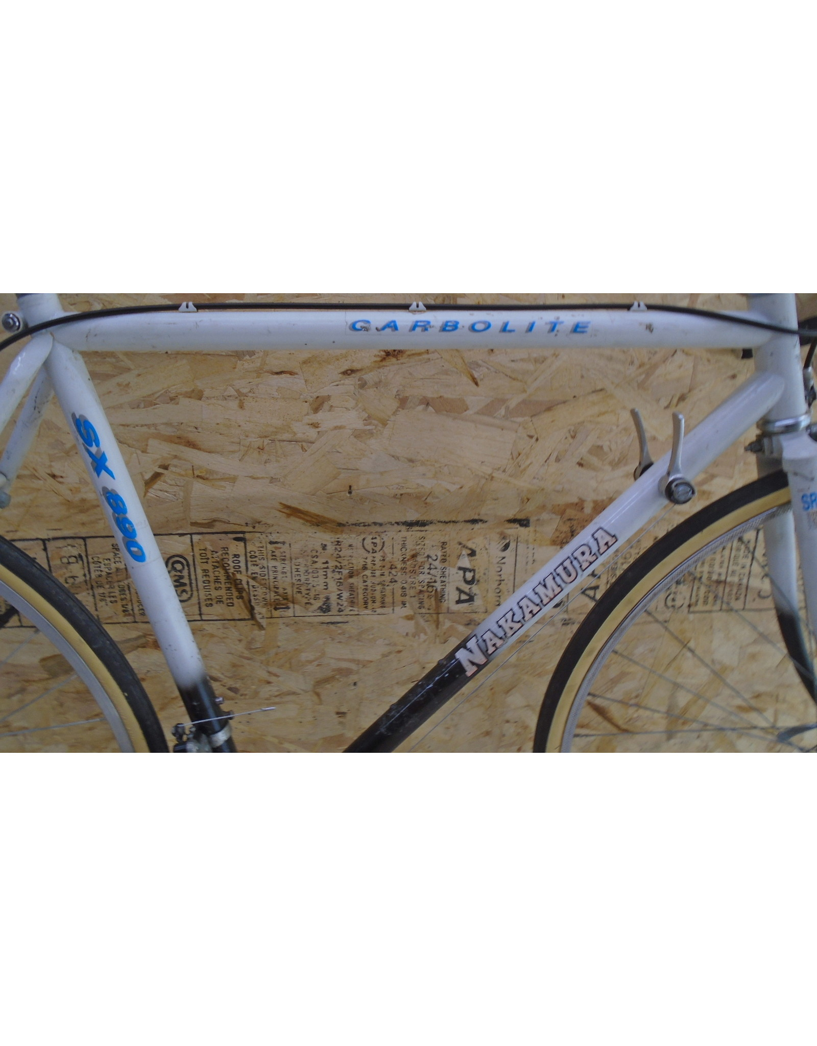 """Vélo usagé de route Nakamura 21"""" - 10015"""