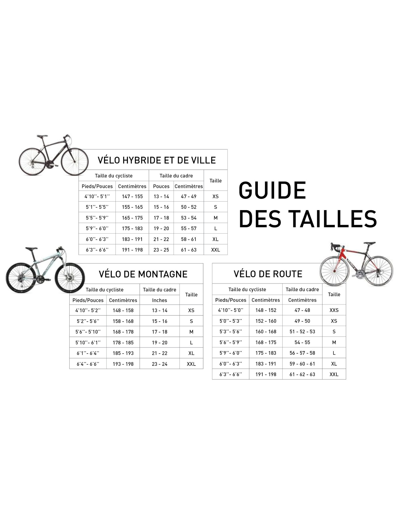 "Vélo usagé hybride Bonelli 18"" - 10072"
