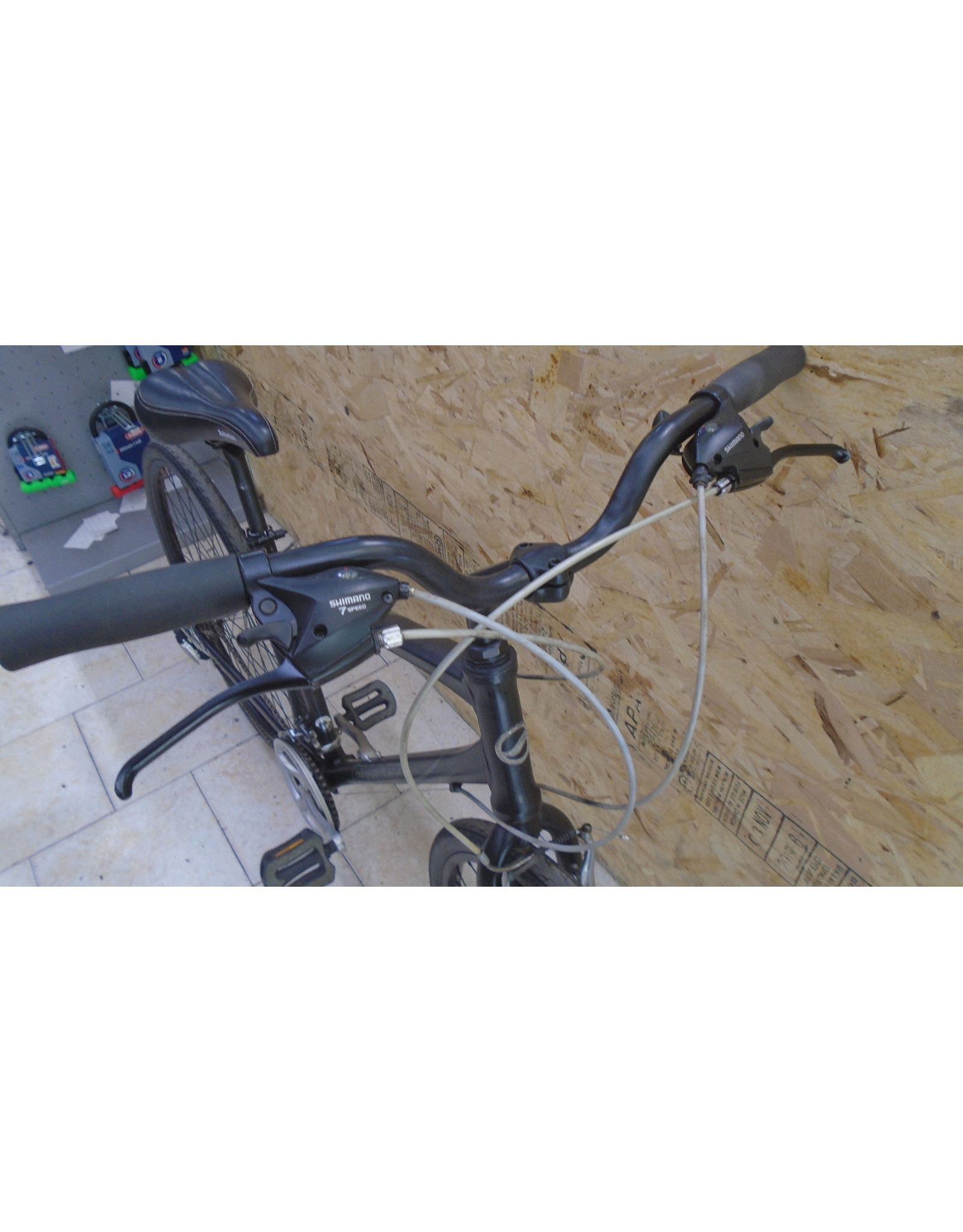 "Vélo usagé hybride Giant 19"" - 9575"
