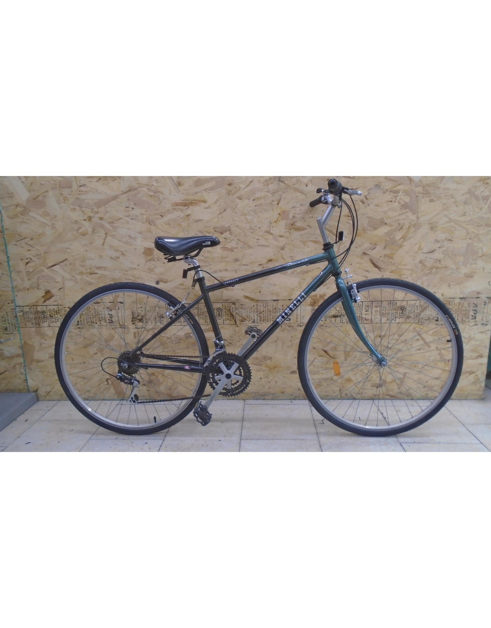 """Vélo usagé hybride Minelli 16.5"""" - 10043"""