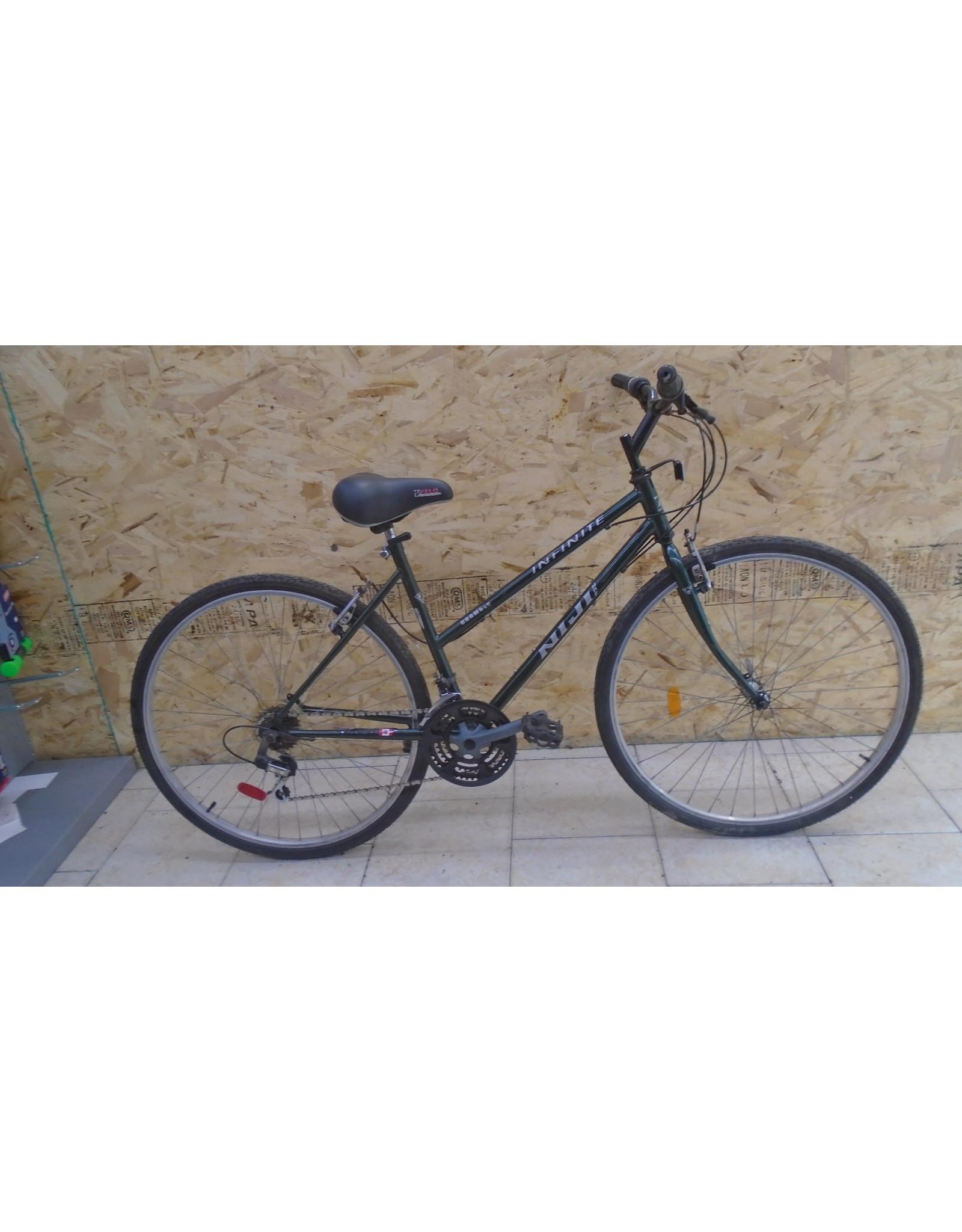 """Vélo usagé hybride Niji 18"""" - 10030"""