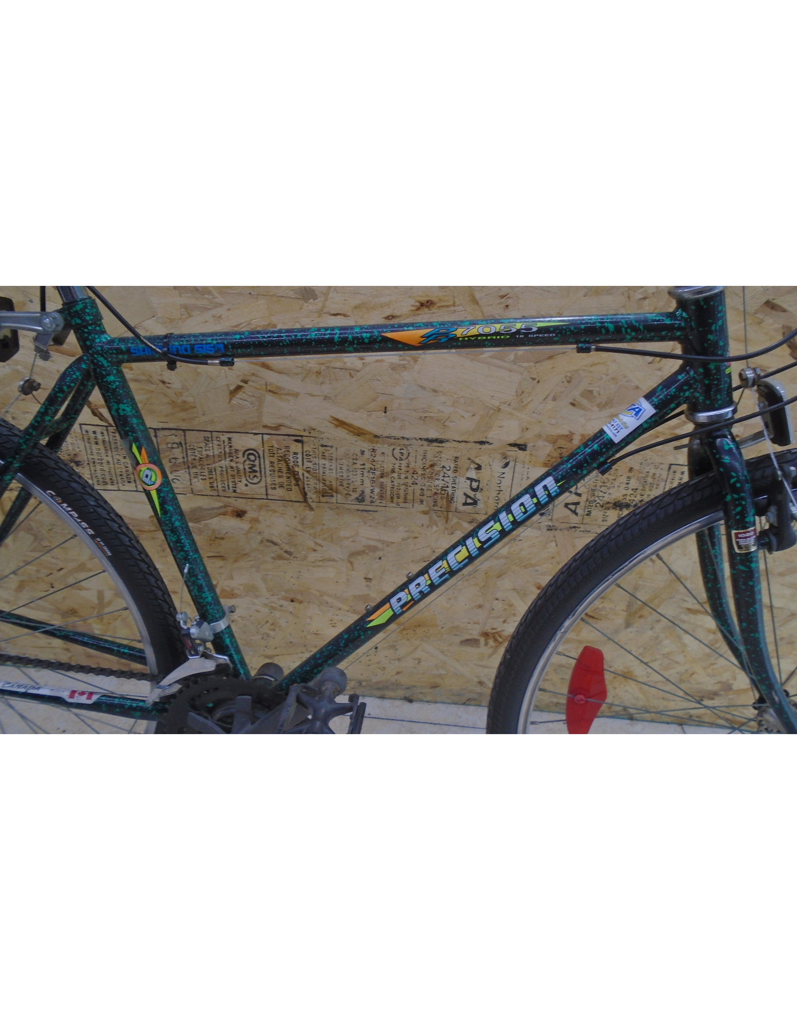 "Precision 20 ""Hybrid Used Bike - 10097"