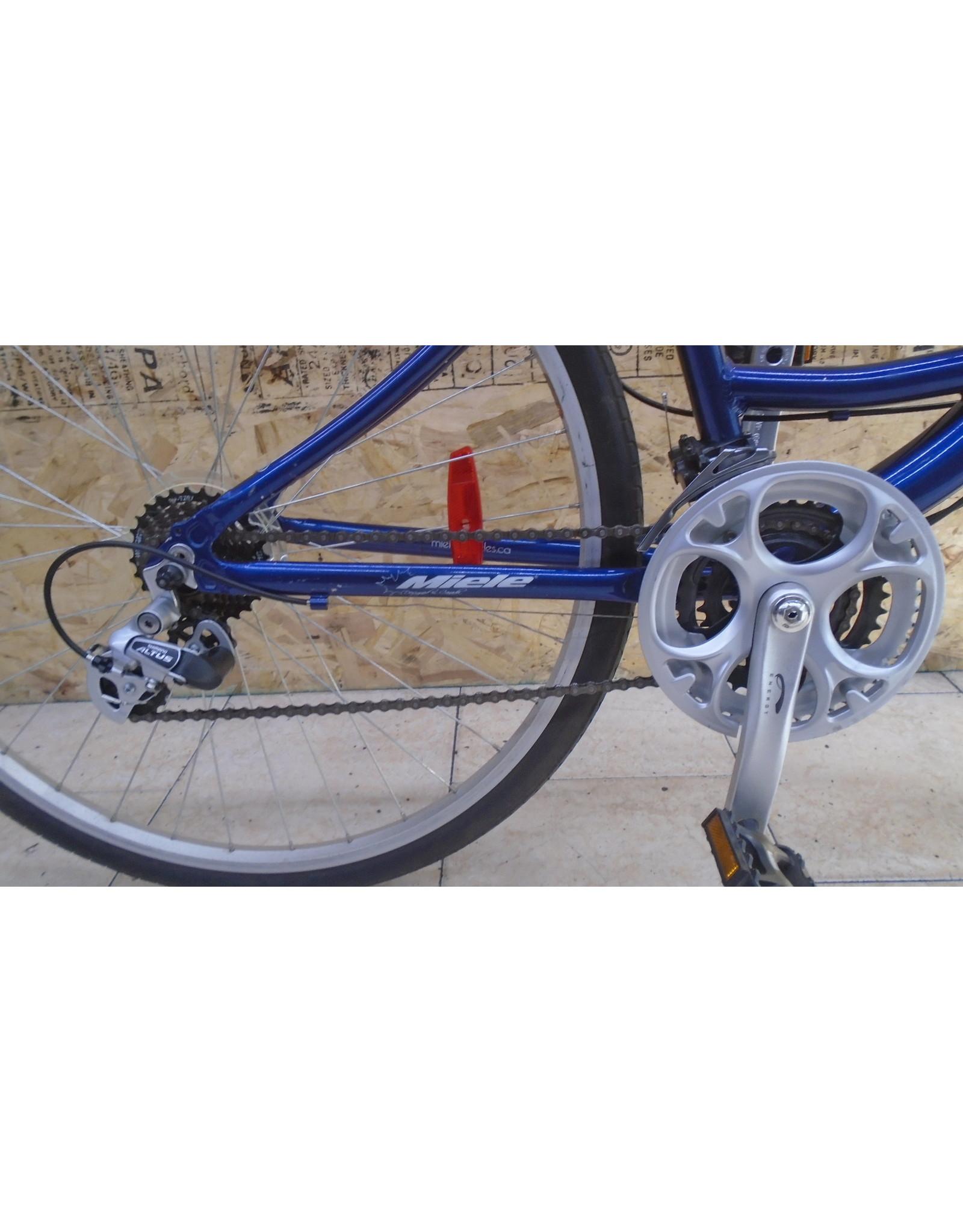 """Vélo usagé hybride Miele 15"""" - 10109"""