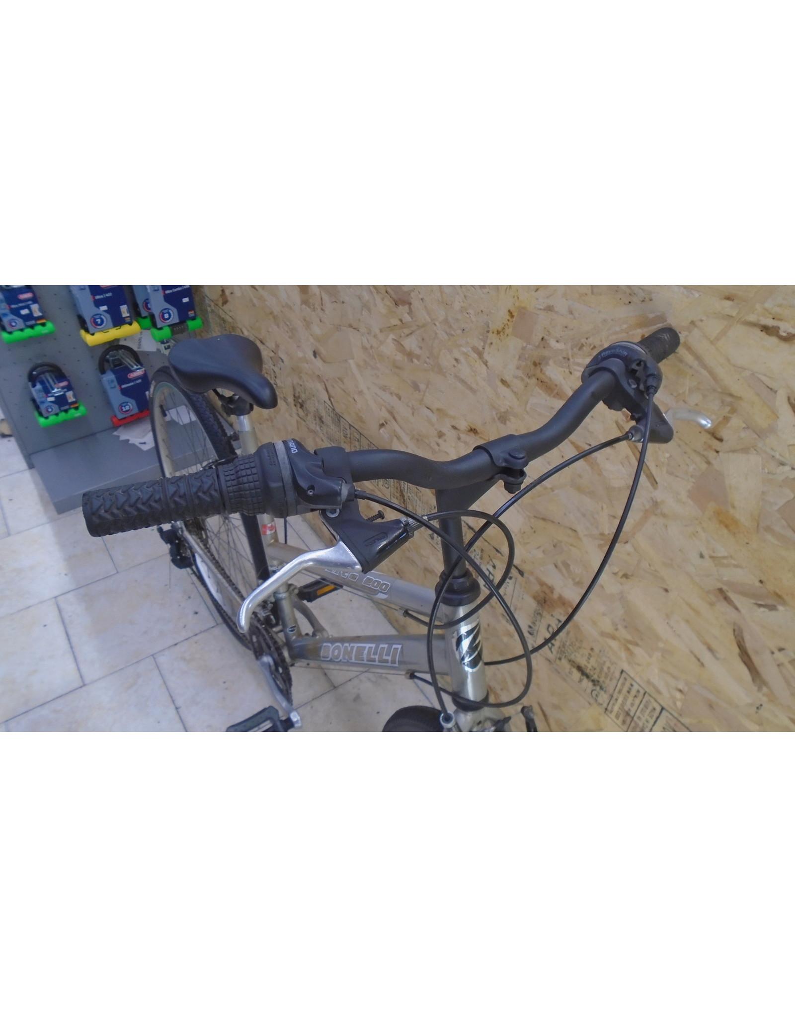"Used Bonelli 18 ""hybrid bike - 10126"