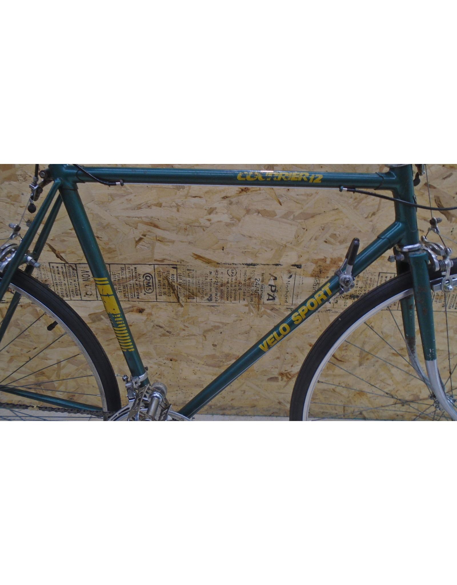 Used city bike Vélosport 23 '' - 10146