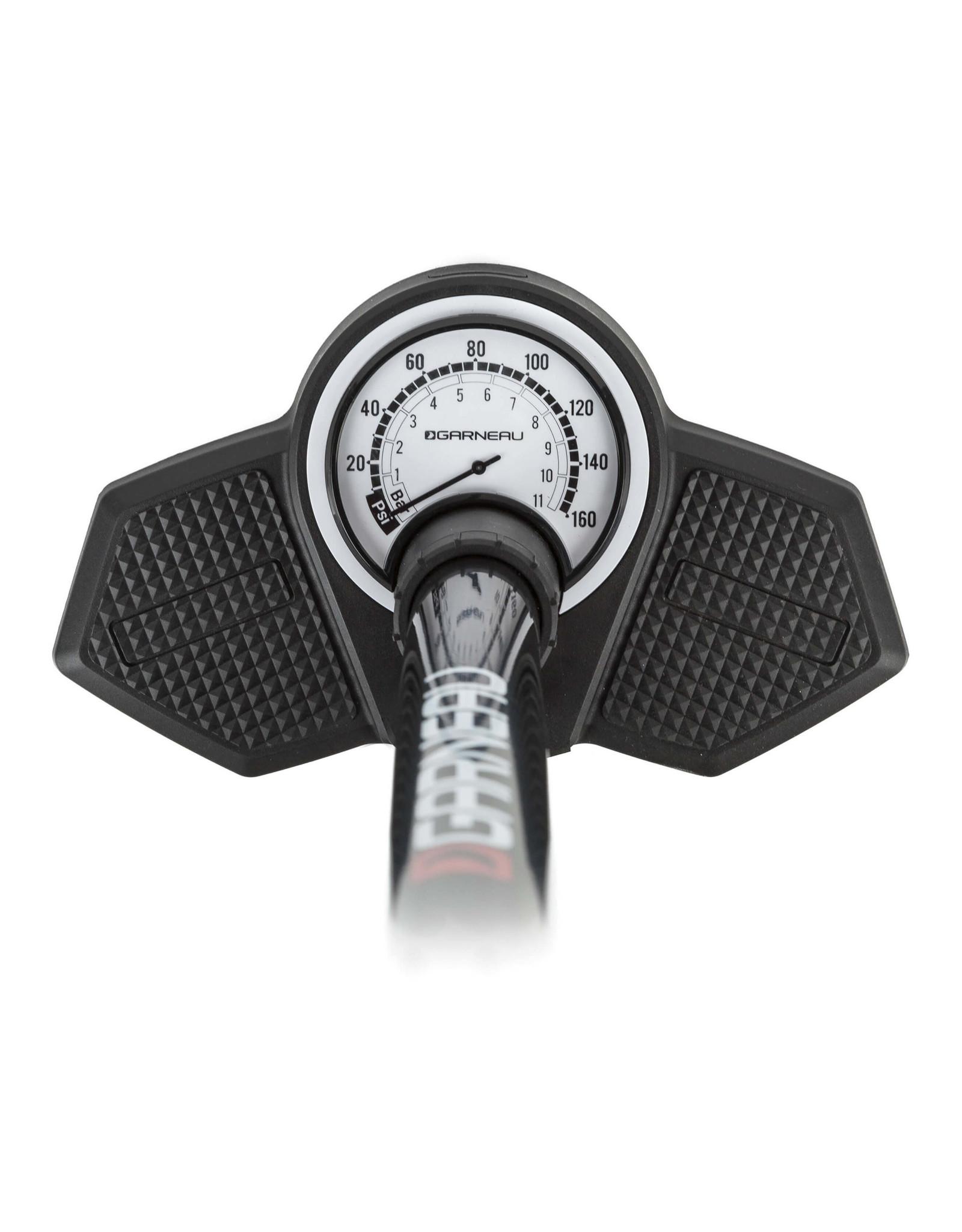 Louis Garneau AIR FONDO pump Black / red