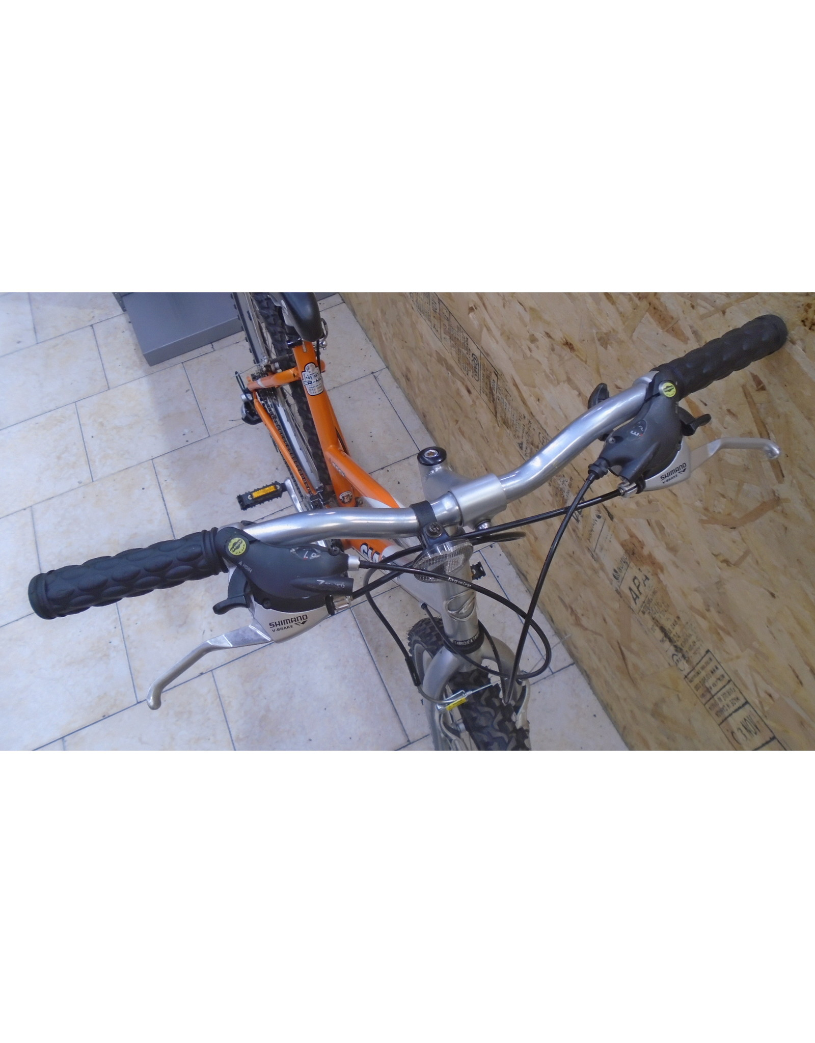 "Used Giant 17 ""mountain bike - 10184"