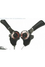 Babac Friction 3x5 / 6 gear levers
