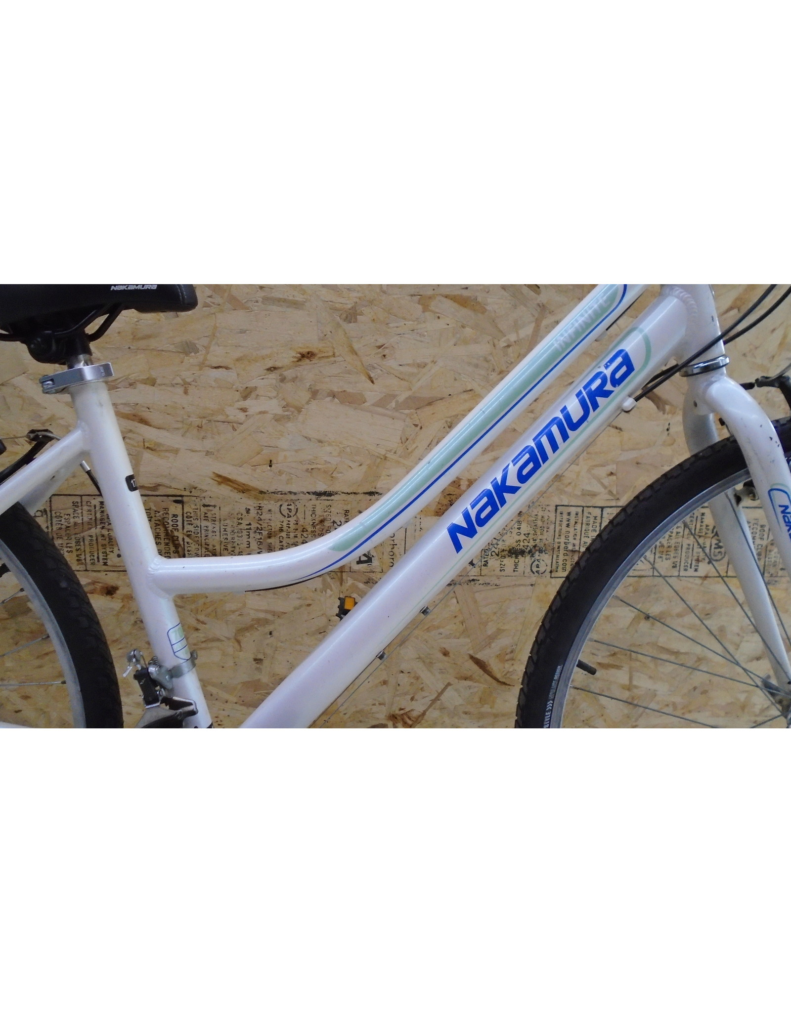 "Vélo usagé hybride Nakamura 17"" - 10419"