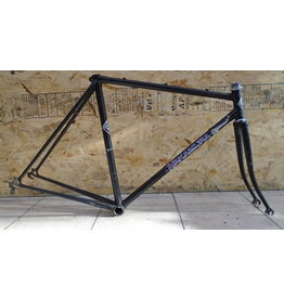 "Used Nakamura 21.5 ""Road Steel Frame - 10142"