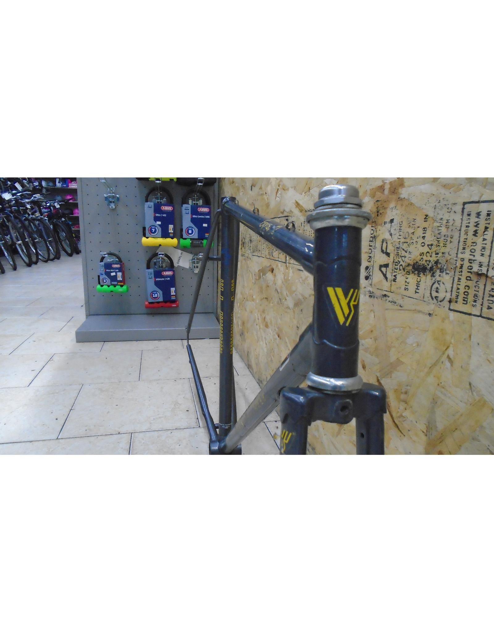 """Cadre usagé en acier de route Vélo Sport 21"""" - 9276"""