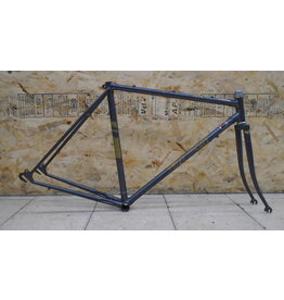 "Used 21 ""Sport Bike Road Steel Frame - 9276"