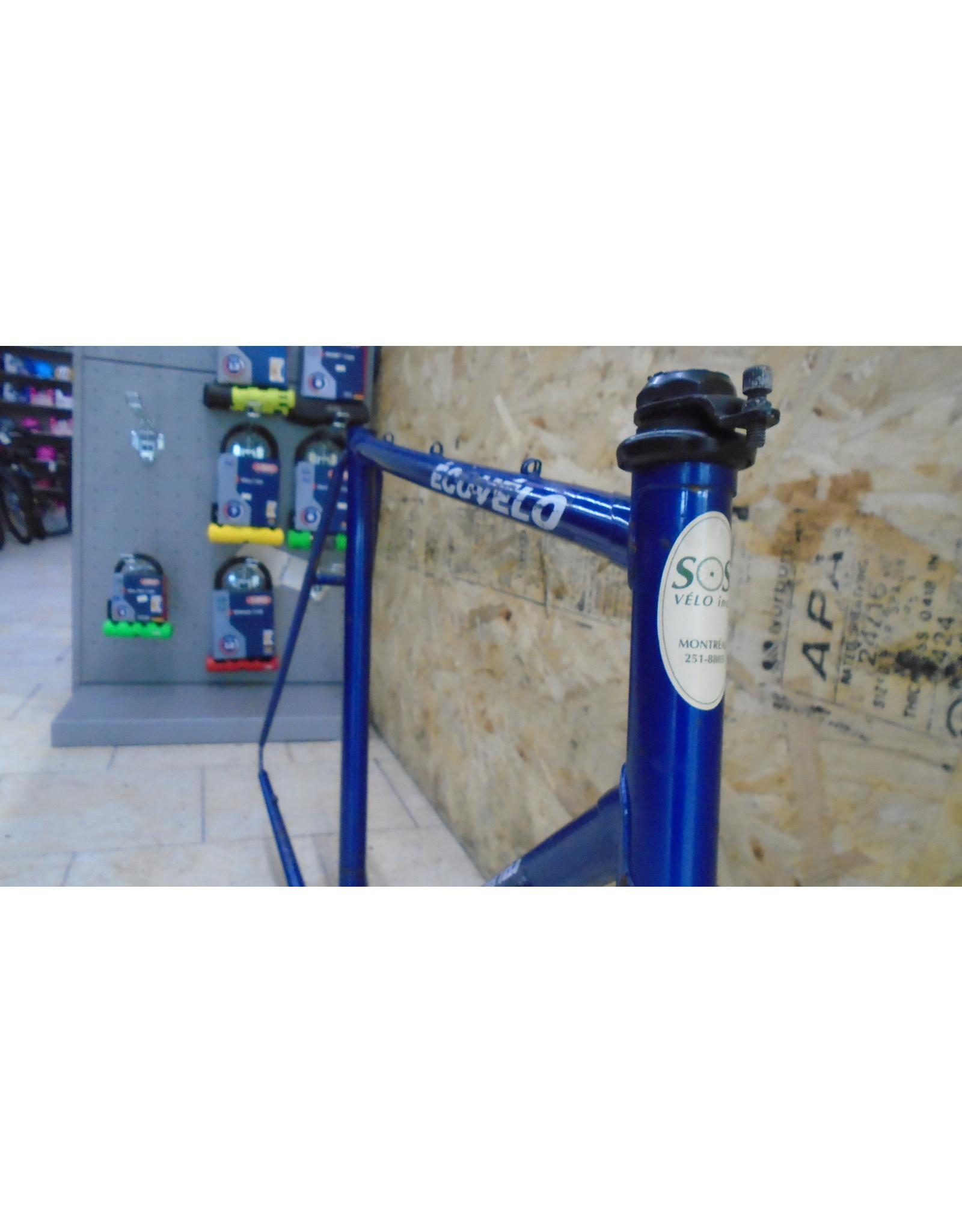 """Used Eco-Bike 23 """"road steel frame - 9301"""