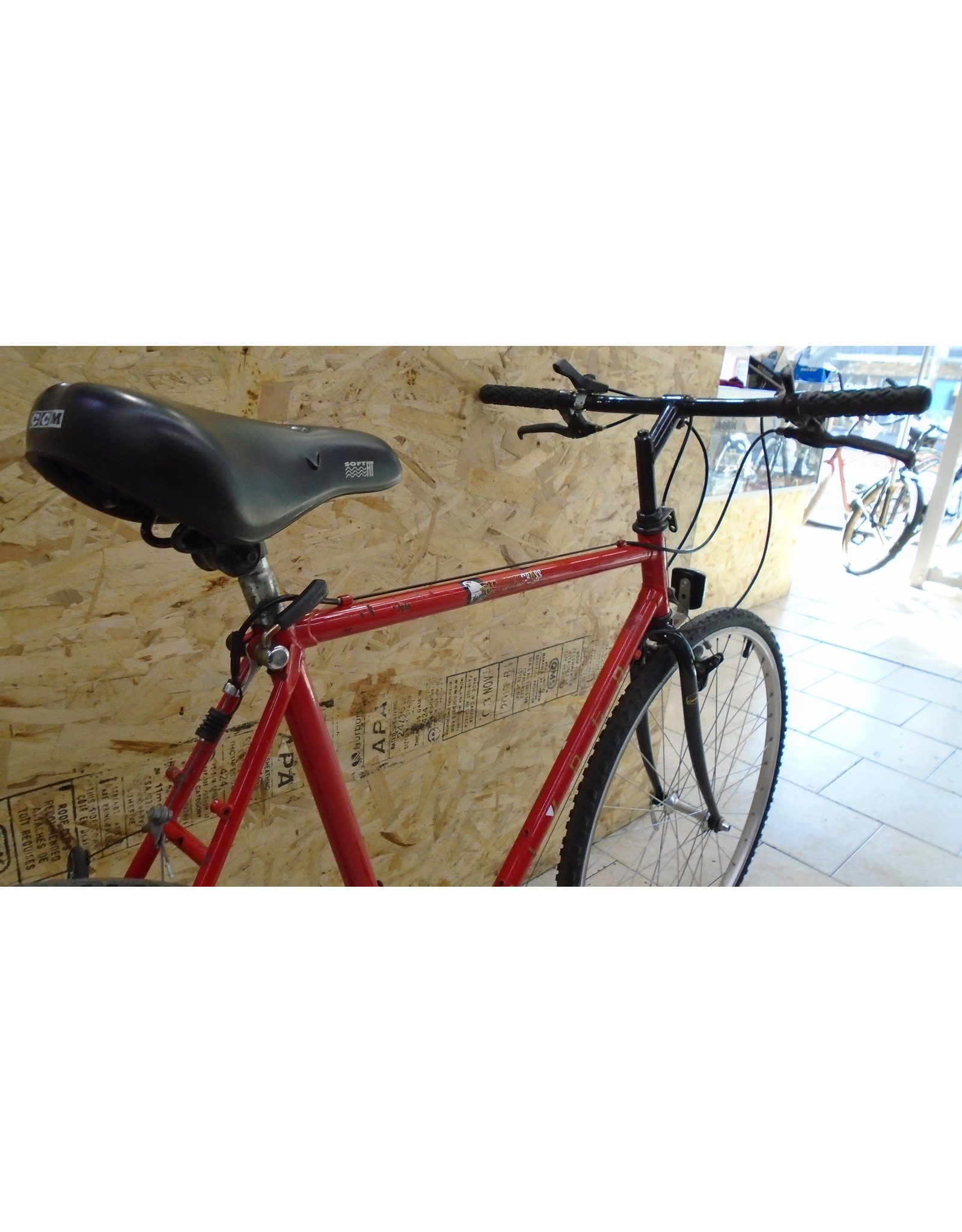 "Miyata 21 ""hybrid used bike - 10004"