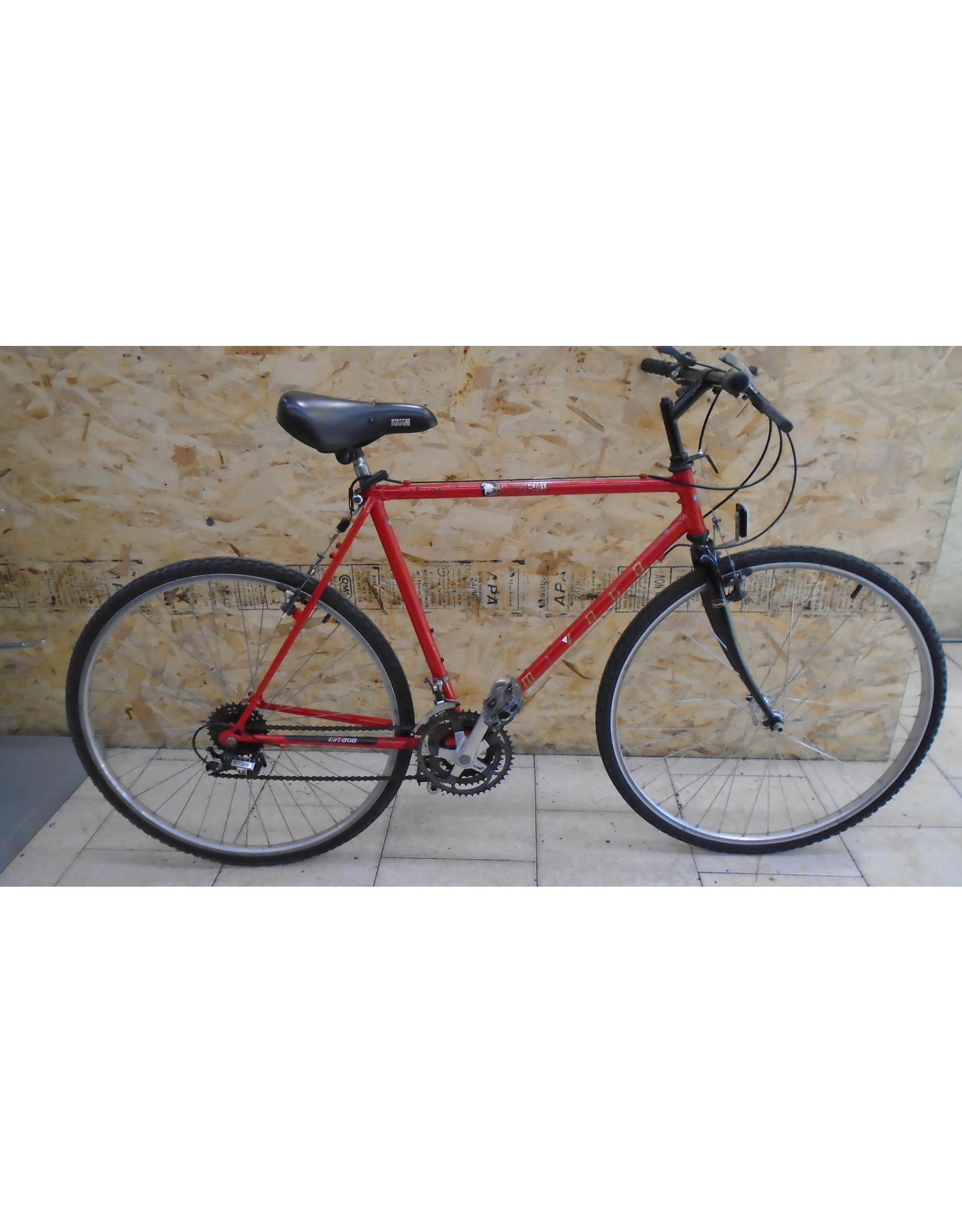 """Vélo usagé hybride Miyata 21"""" - 10004"""