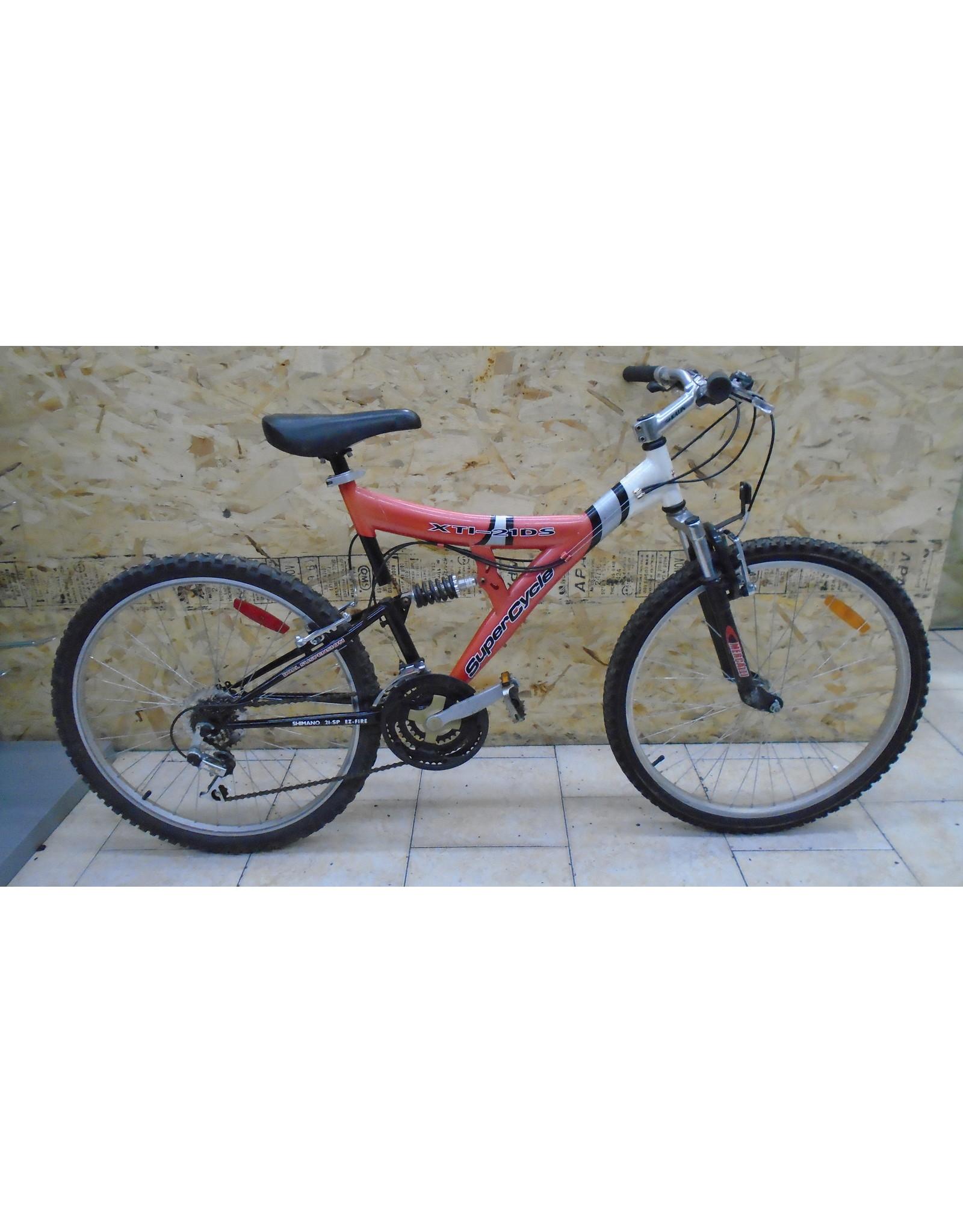 """Vélo usagé de montagne Supercycle 19"""" - 10320"""