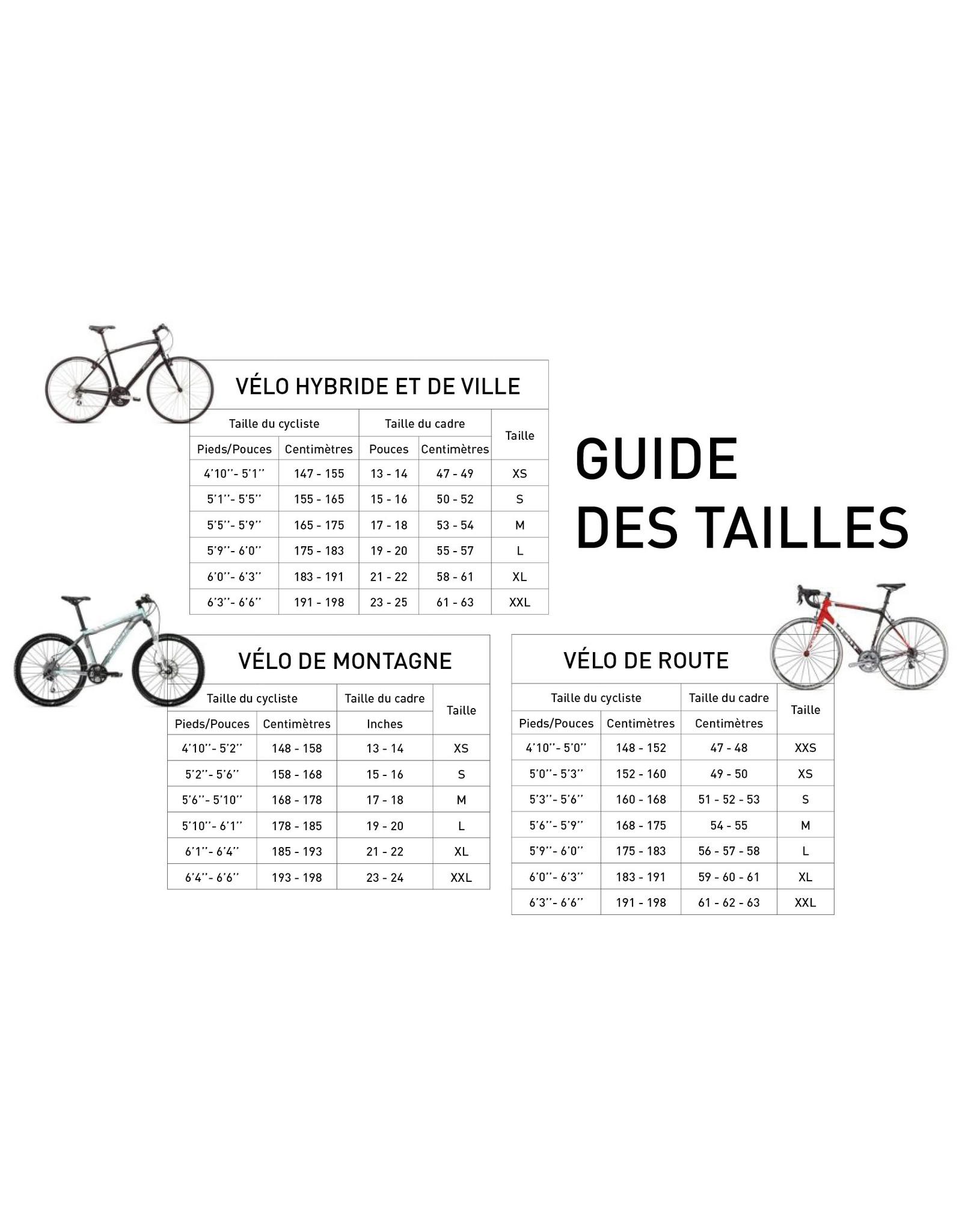"""Vélo usagé de cyclotourisme Mikado 23"""" - 10440"""