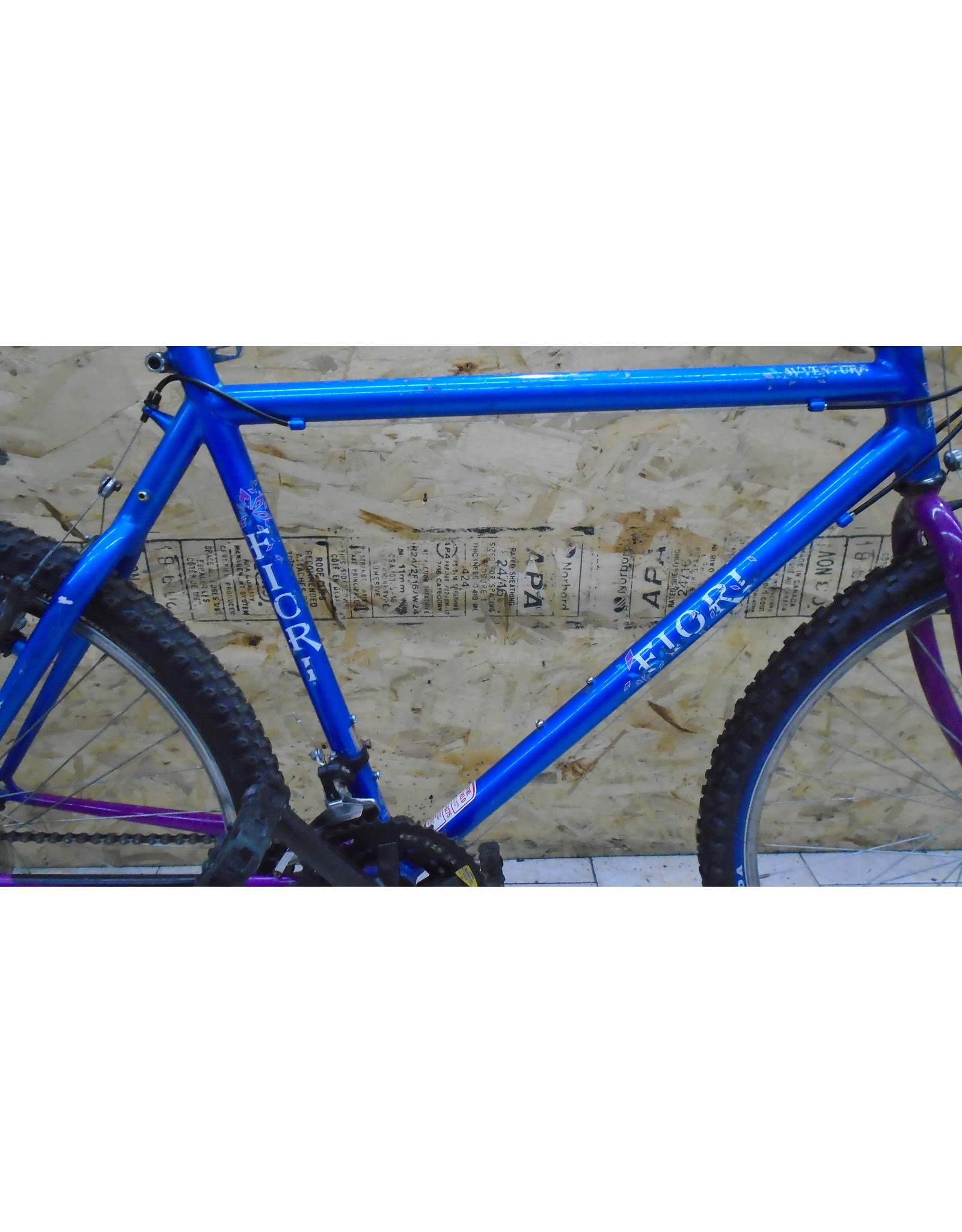 """Vélo usagé de ville Fiori 21"""" - 10256"""