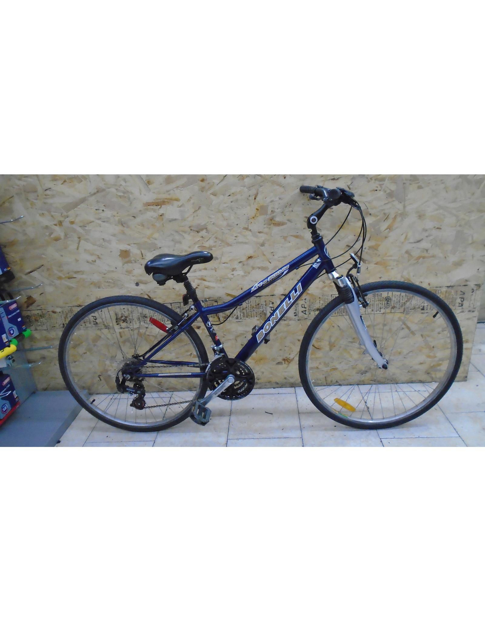 """Copy of Vélo usagé hybride Minelli 18"""" - 10426"""